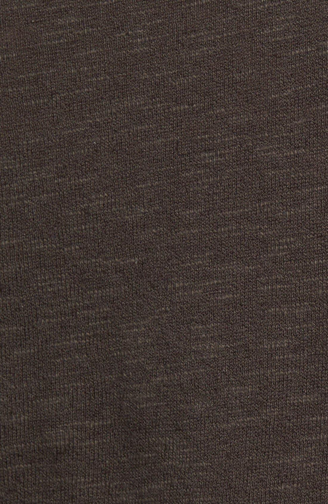 Cap Sleeve Organic Linen & Cotton Scoop Neck Top,                             Alternate thumbnail 29, color,