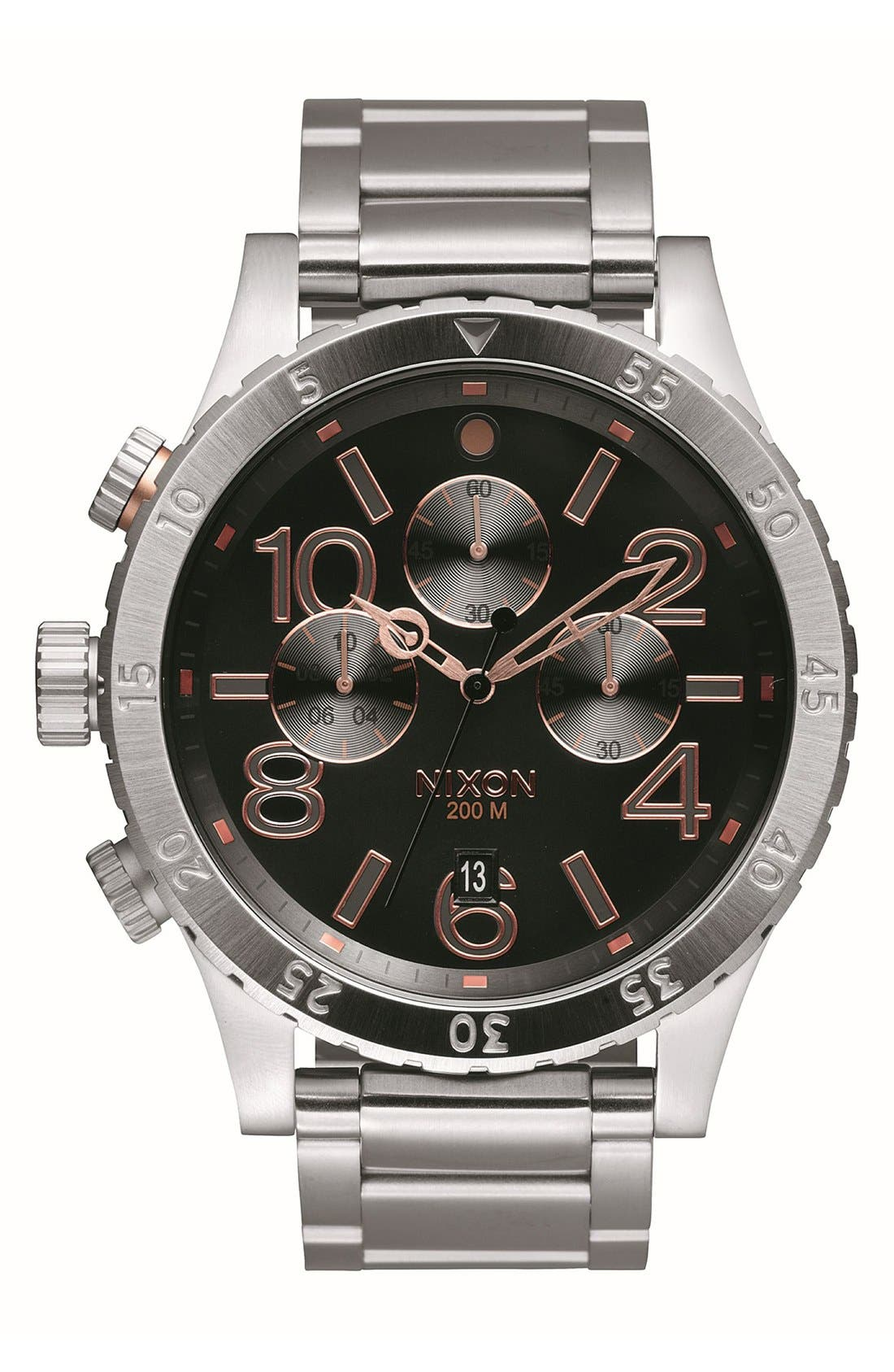 'The 48-20' Chronograph Watch, 48mm,                             Main thumbnail 10, color,