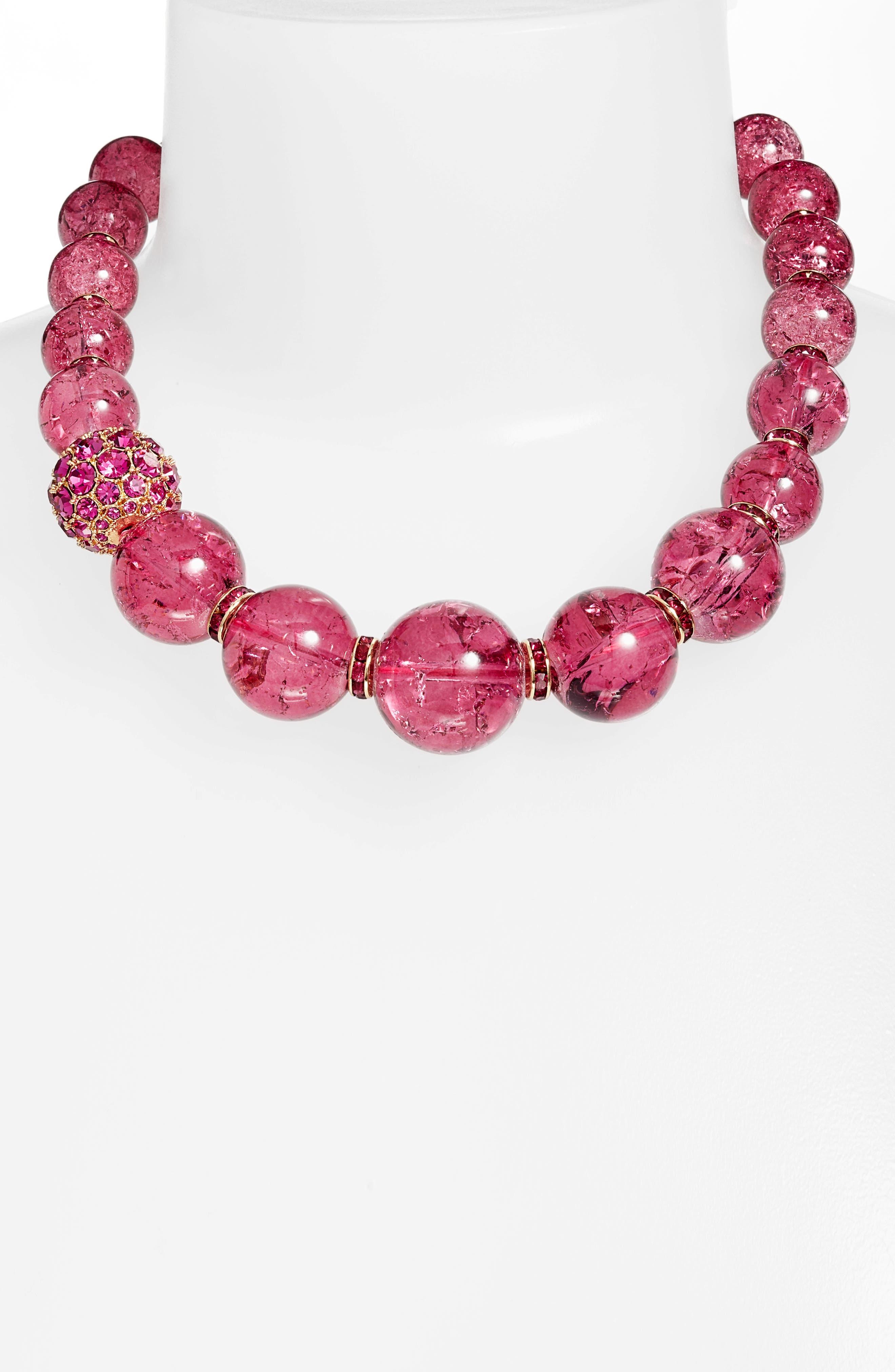 true colors collar necklace,                             Alternate thumbnail 2, color,                             710