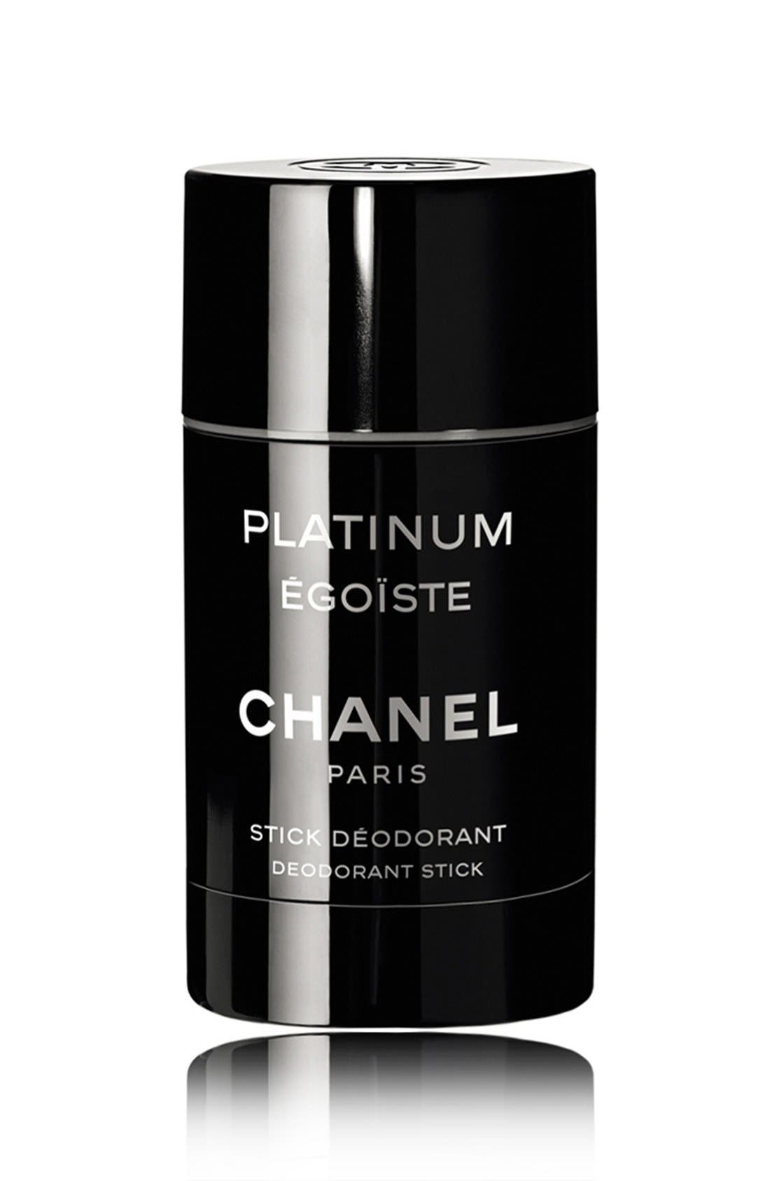 PLATINUM ÉGOÏSTE<br />Deodorant Stick,                             Main thumbnail 1, color,                             NO COLOR