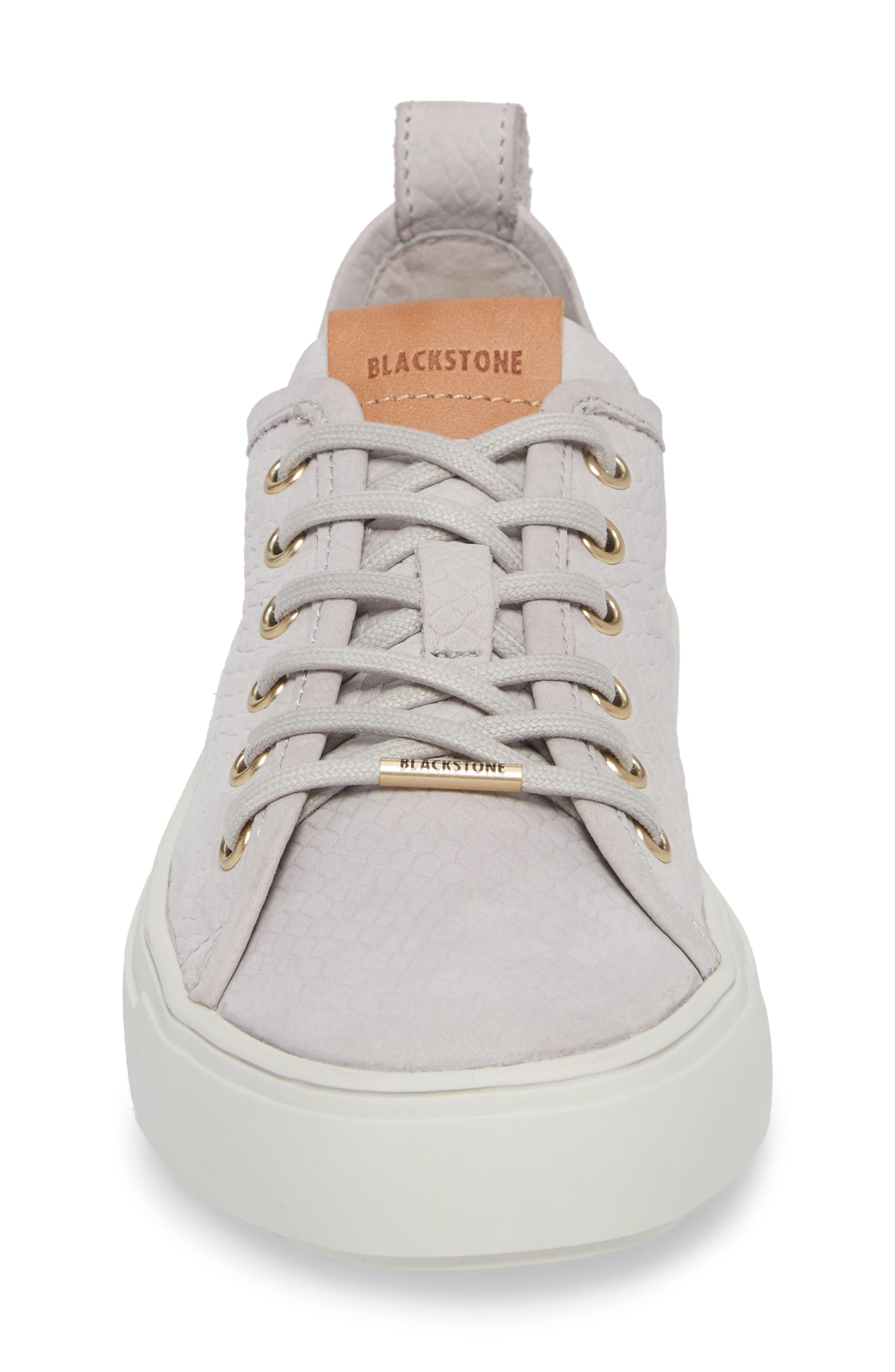 PL90 Sneaker,                             Alternate thumbnail 4, color,                             MYCRO CHIP LEATHER