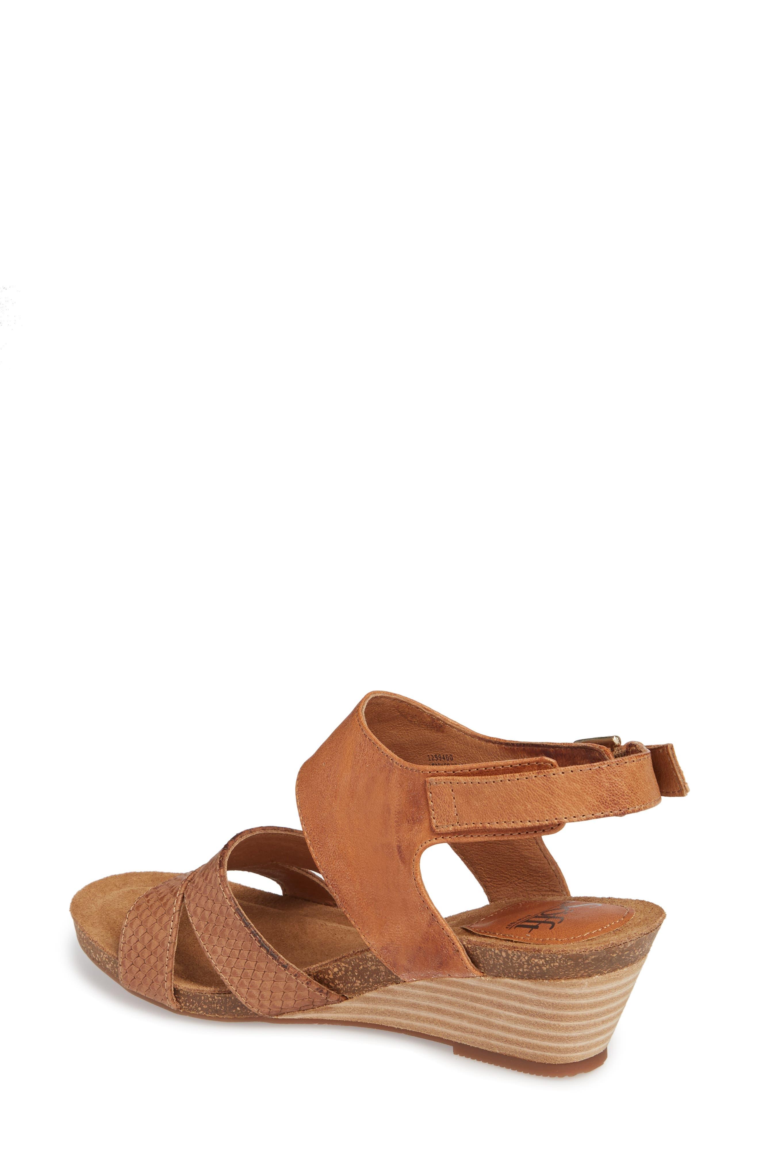 Velden Wedge Sandal,                             Alternate thumbnail 6, color,
