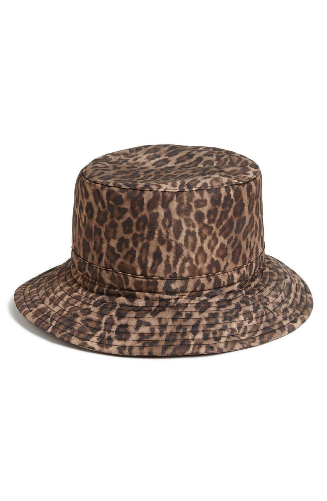 Rain Bucket Hat,                             Main thumbnail 3, color,