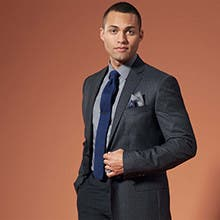 How to Wear One Suit Jacket