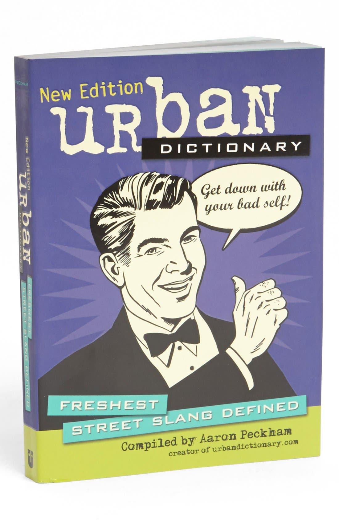 SIMON AND SCHUSTER,                             'Urban Dictionary' Book,                             Main thumbnail 1, color,                             400