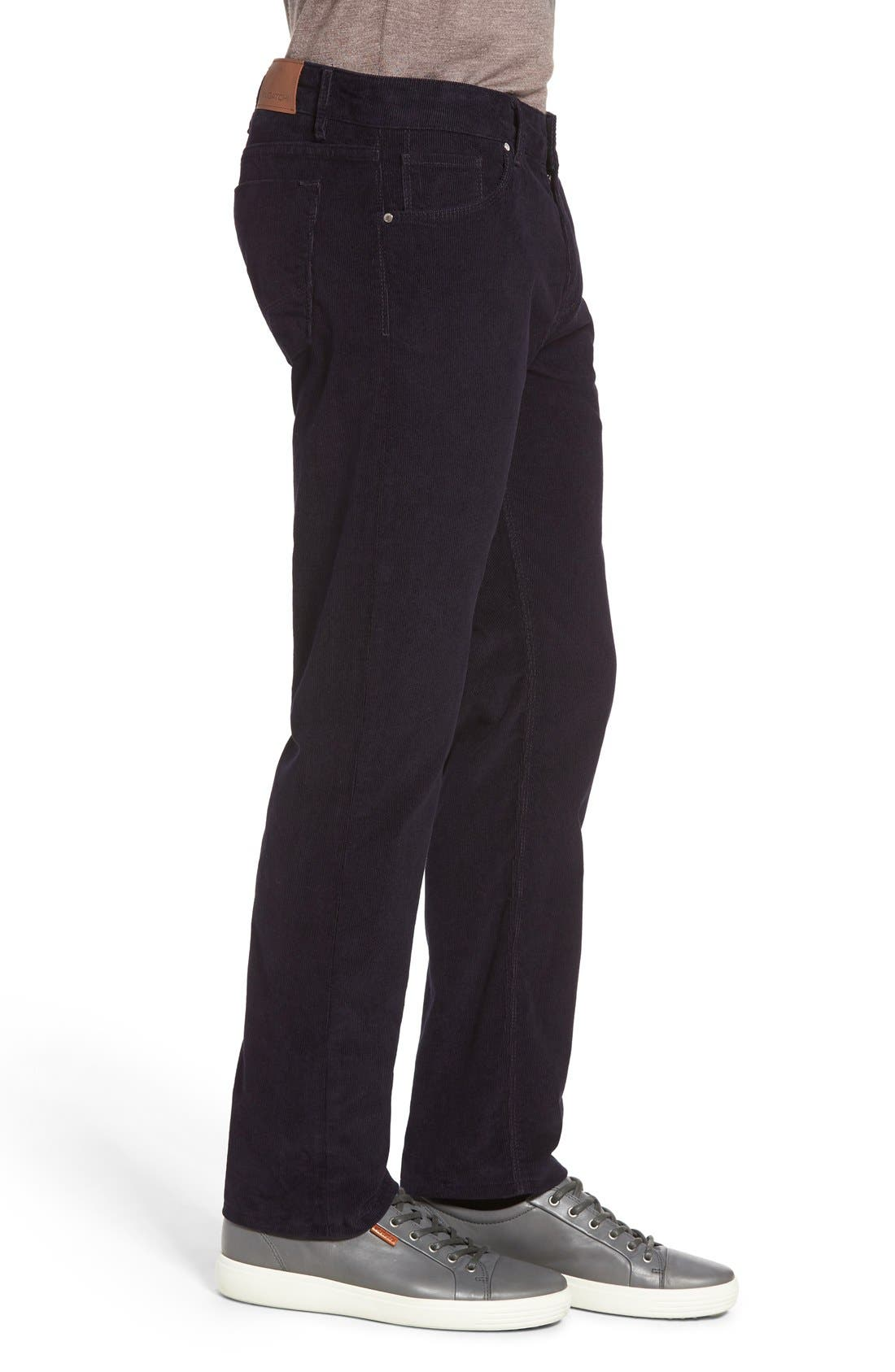 Slim Fit Corduroy Pants,                             Alternate thumbnail 17, color,