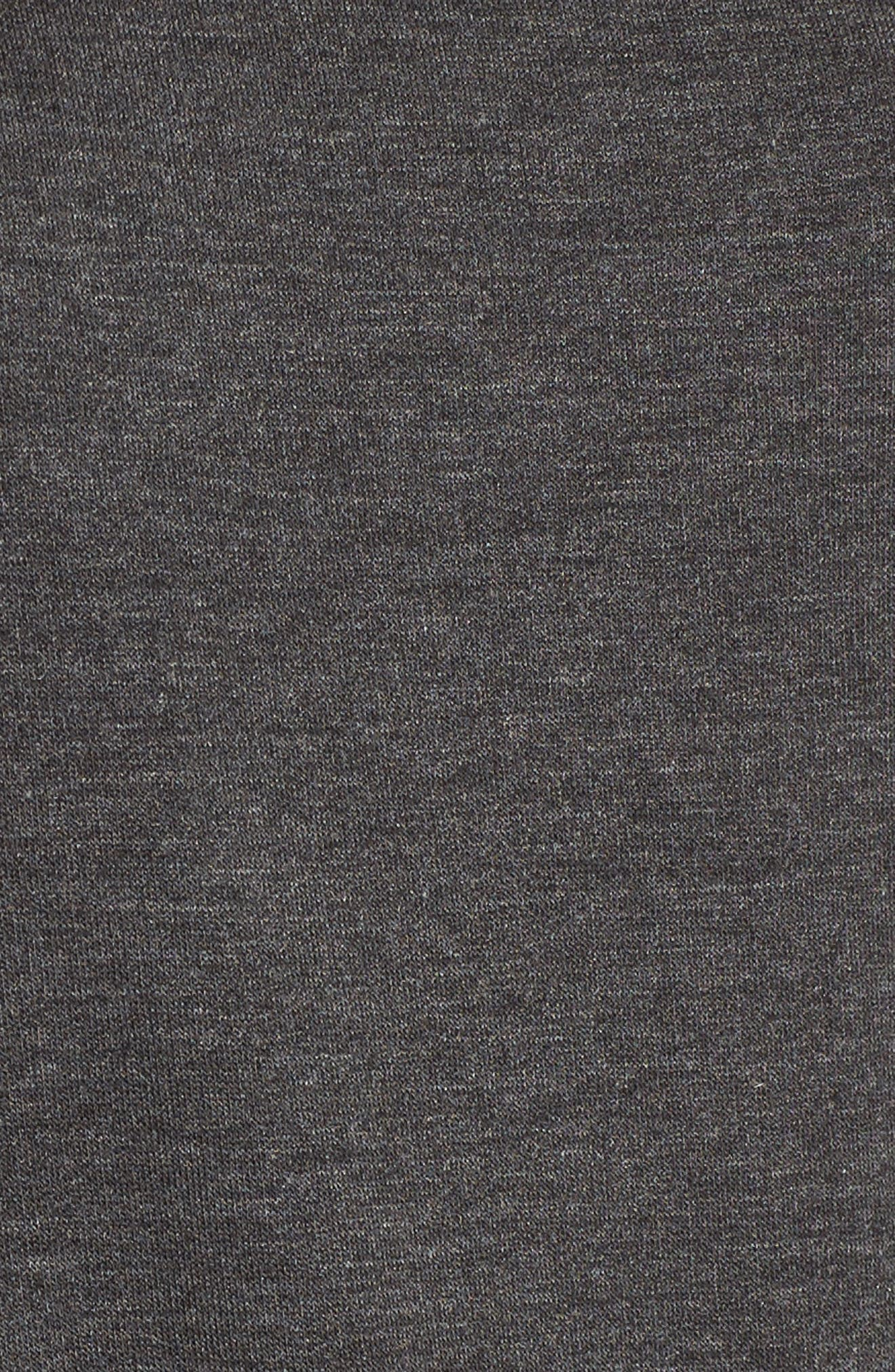 Lace Sleeve Sweatshirt,                             Alternate thumbnail 18, color,