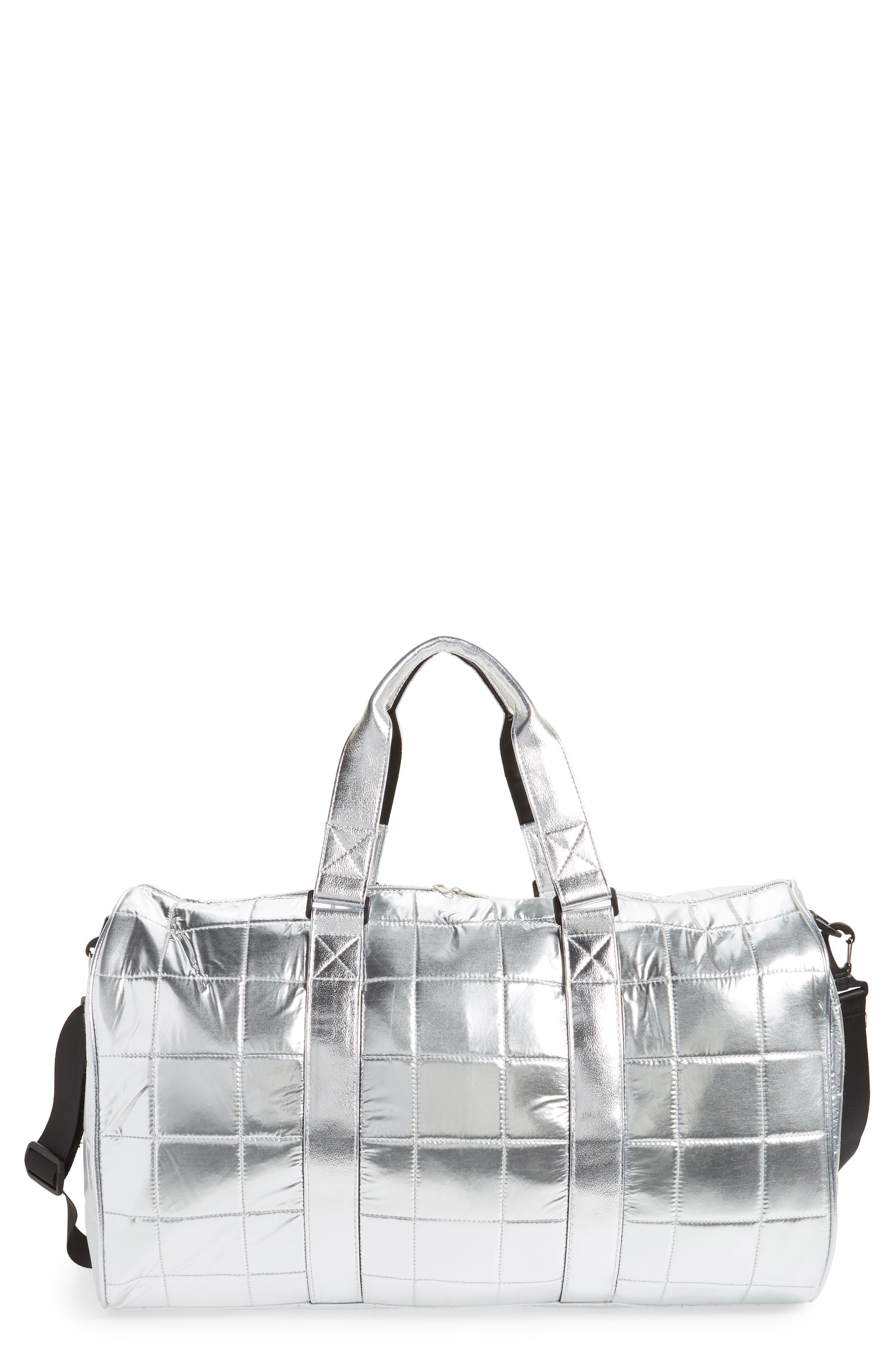 Puffer Duffel Bag,                             Main thumbnail 2, color,