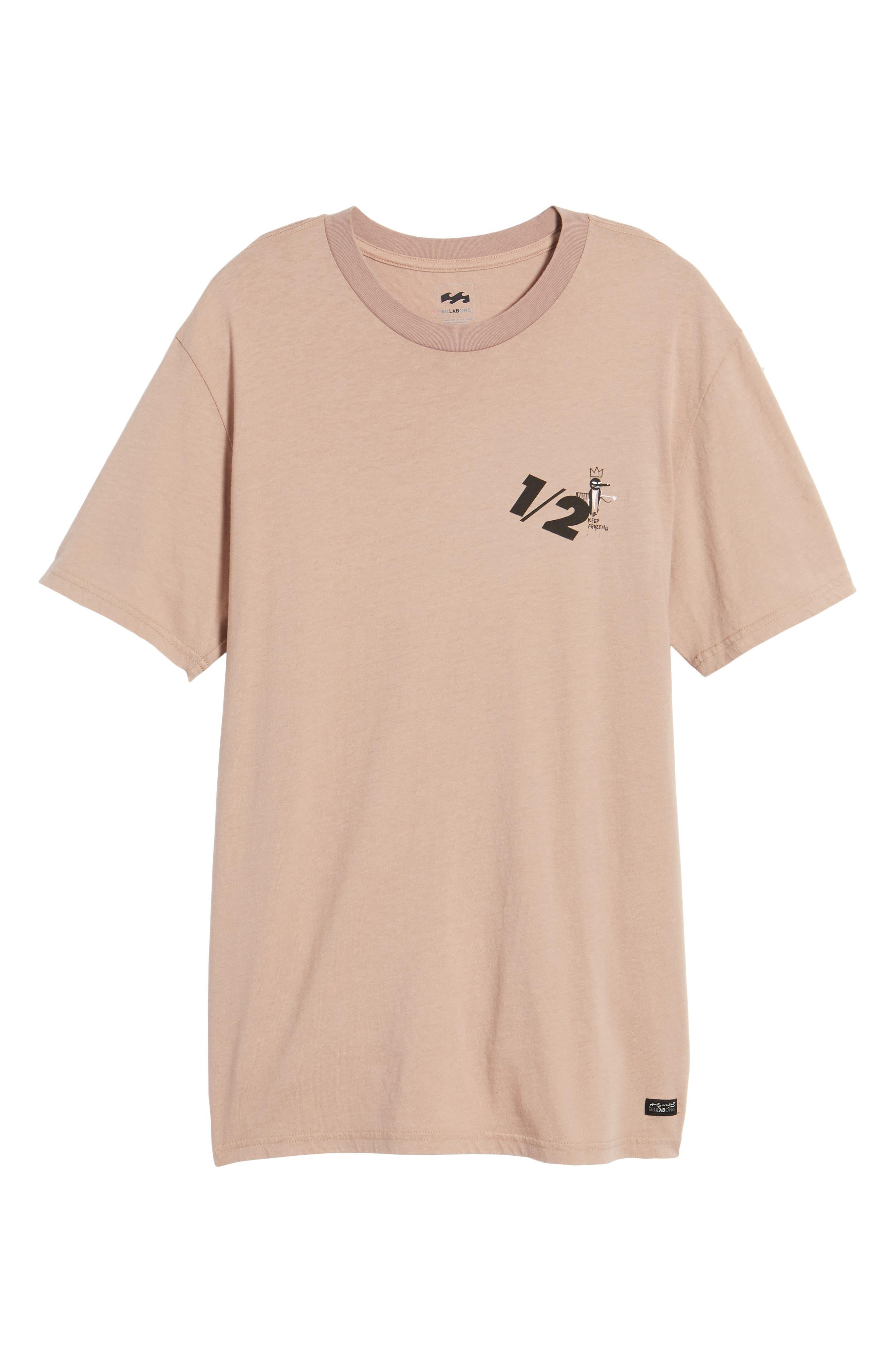 x Warhol Half T-Shirt,                             Alternate thumbnail 6, color,                             654