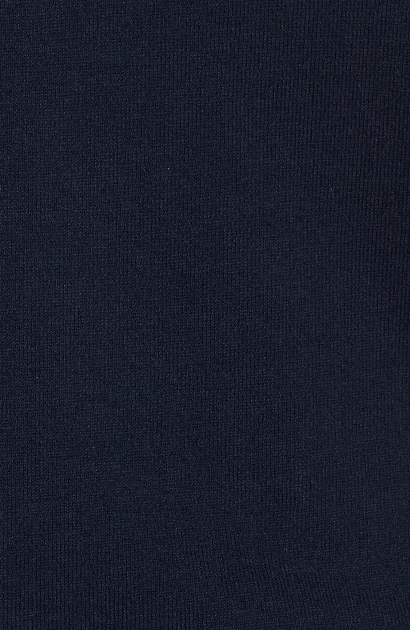 Rhonda Tiered Sleeve Sweater,                             Alternate thumbnail 5, color,
