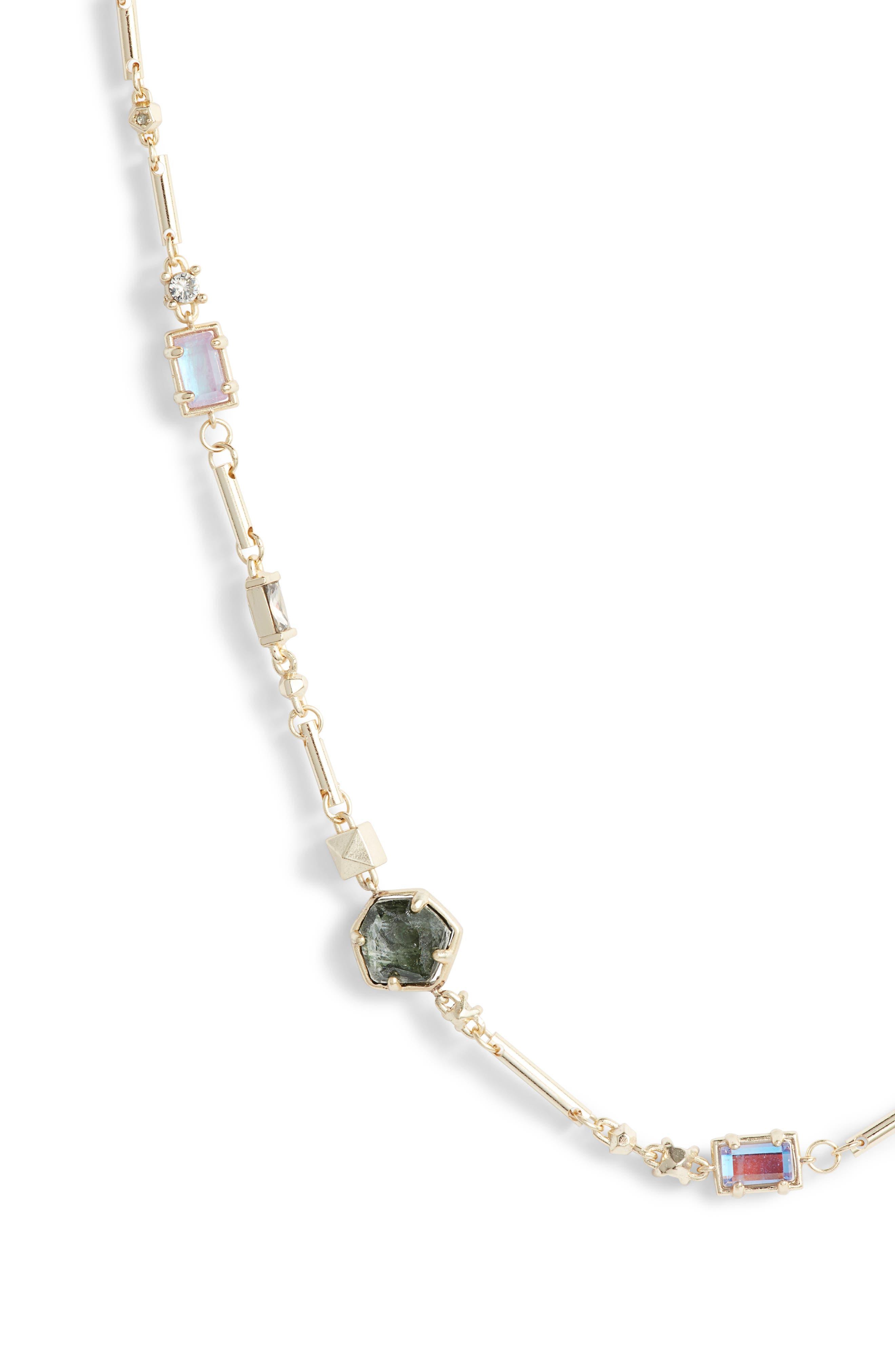 Yazmin Long Necklace,                             Alternate thumbnail 2, color,                             710