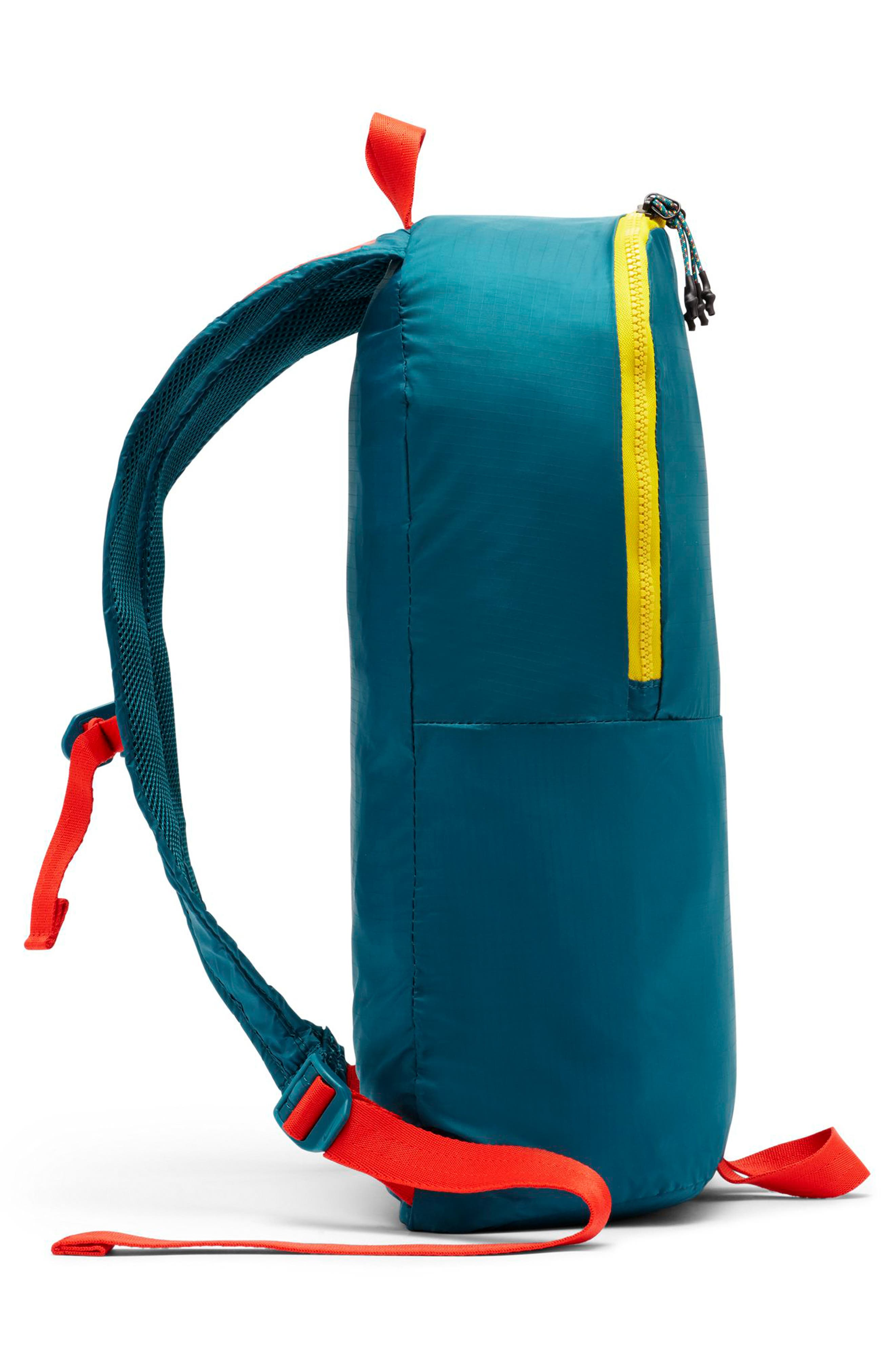ACG Packable Backpack,                             Alternate thumbnail 4, color,                             GEODE TEAL/ GEODE TEAL