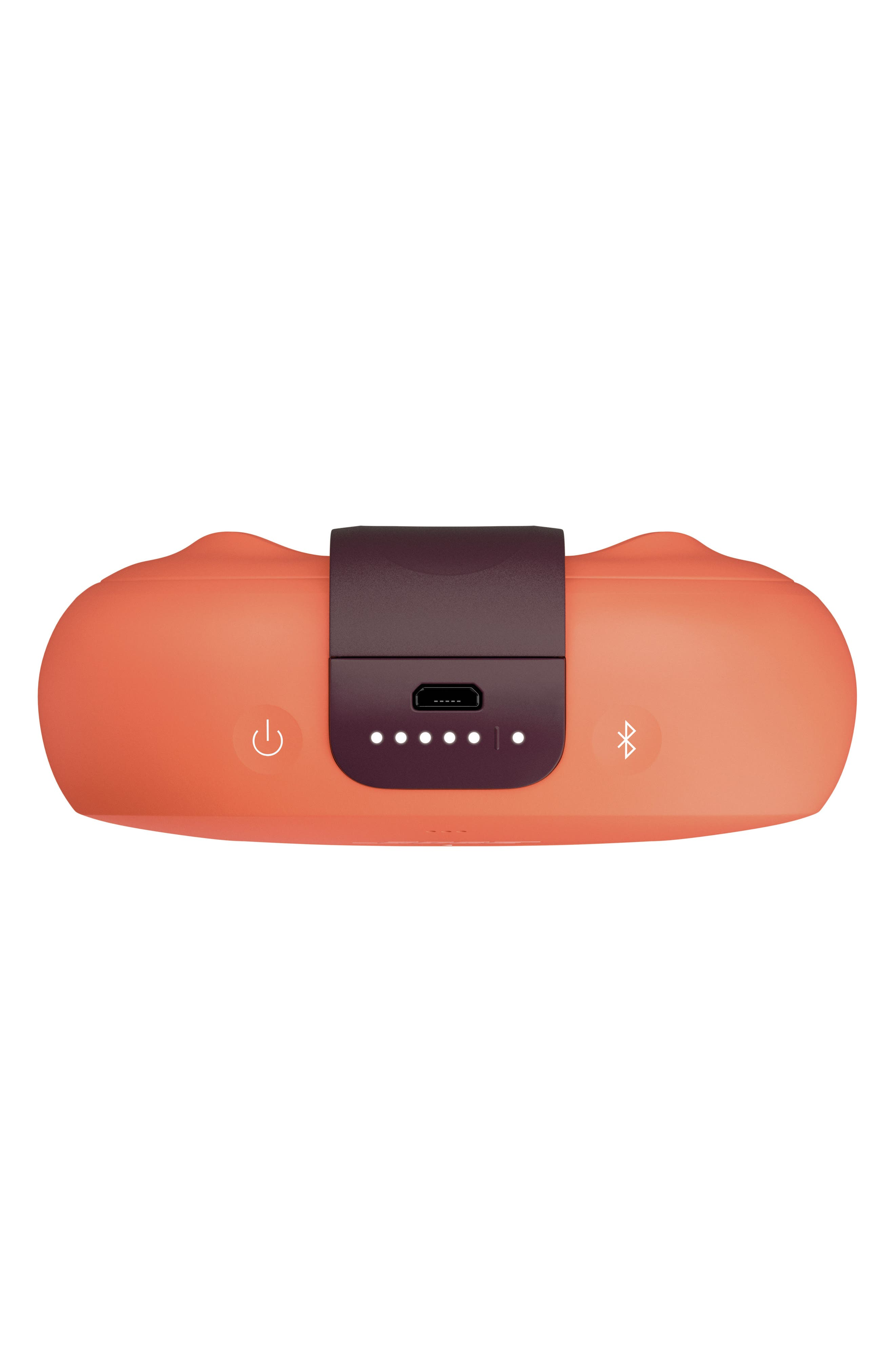 BOSE<SUP>®</SUP>,                             SoundLink<sup>®</sup> Micro Bluetooth<sup>®</sup> Speaker,                             Alternate thumbnail 3, color,                             ORANGE