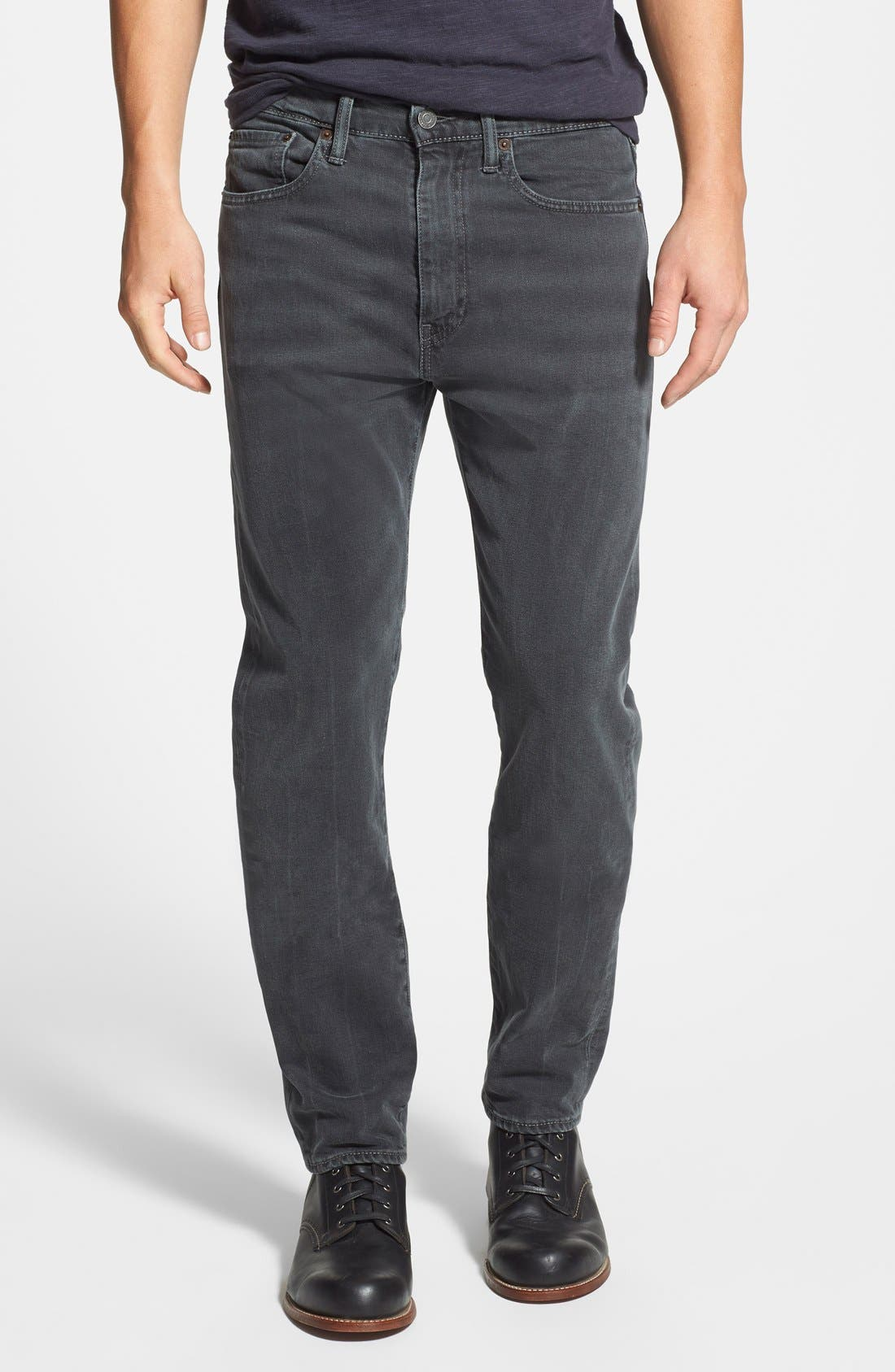 LEVI'S<SUP>®</SUP> '522<sup>™</sup>' Slim Tapered Fit Jeans, Main, color, 060