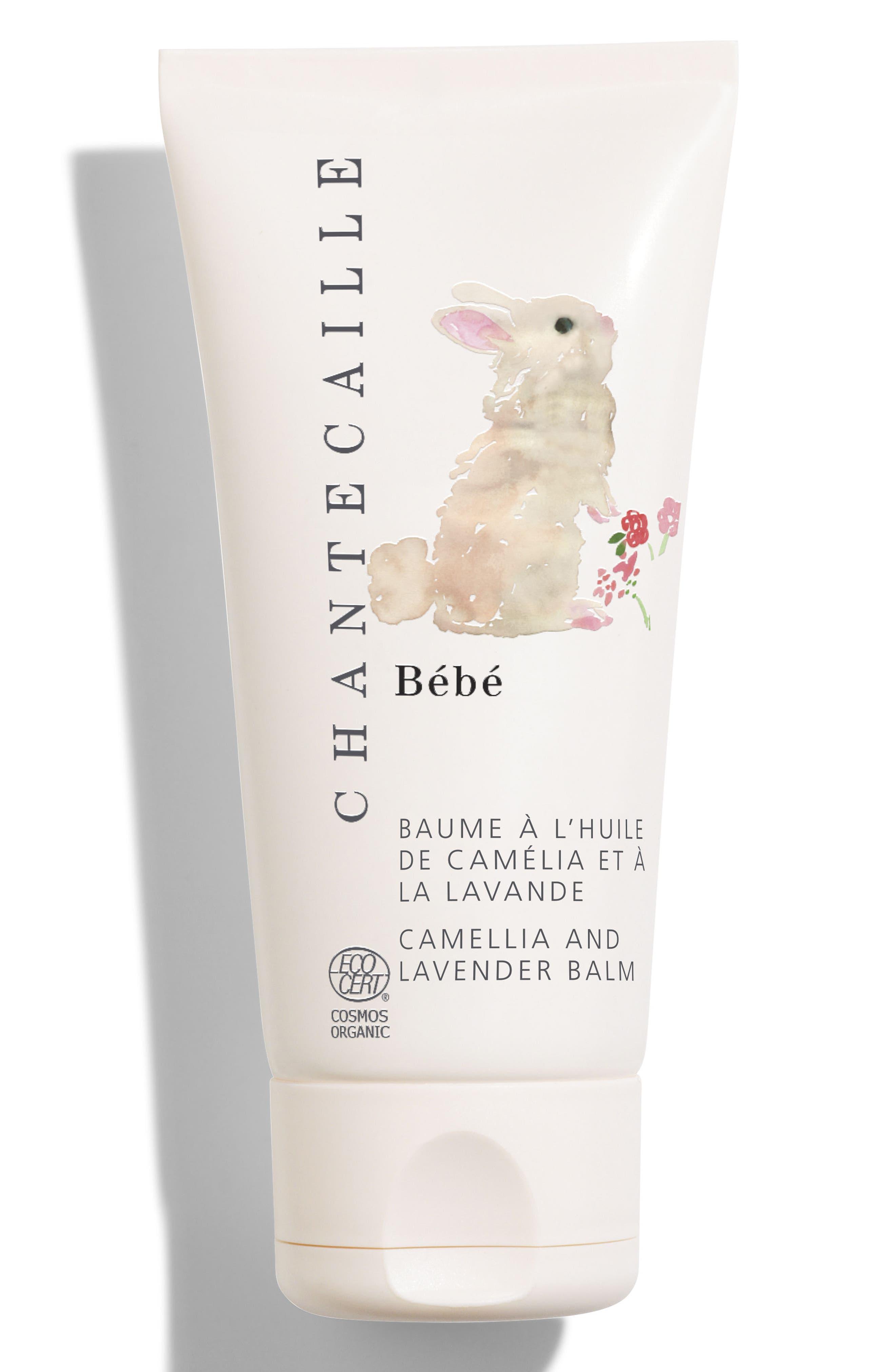 CHANTECAILLE,                             Baby Camellia & Lavender Balm,                             Main thumbnail 1, color,                             NO COLOR