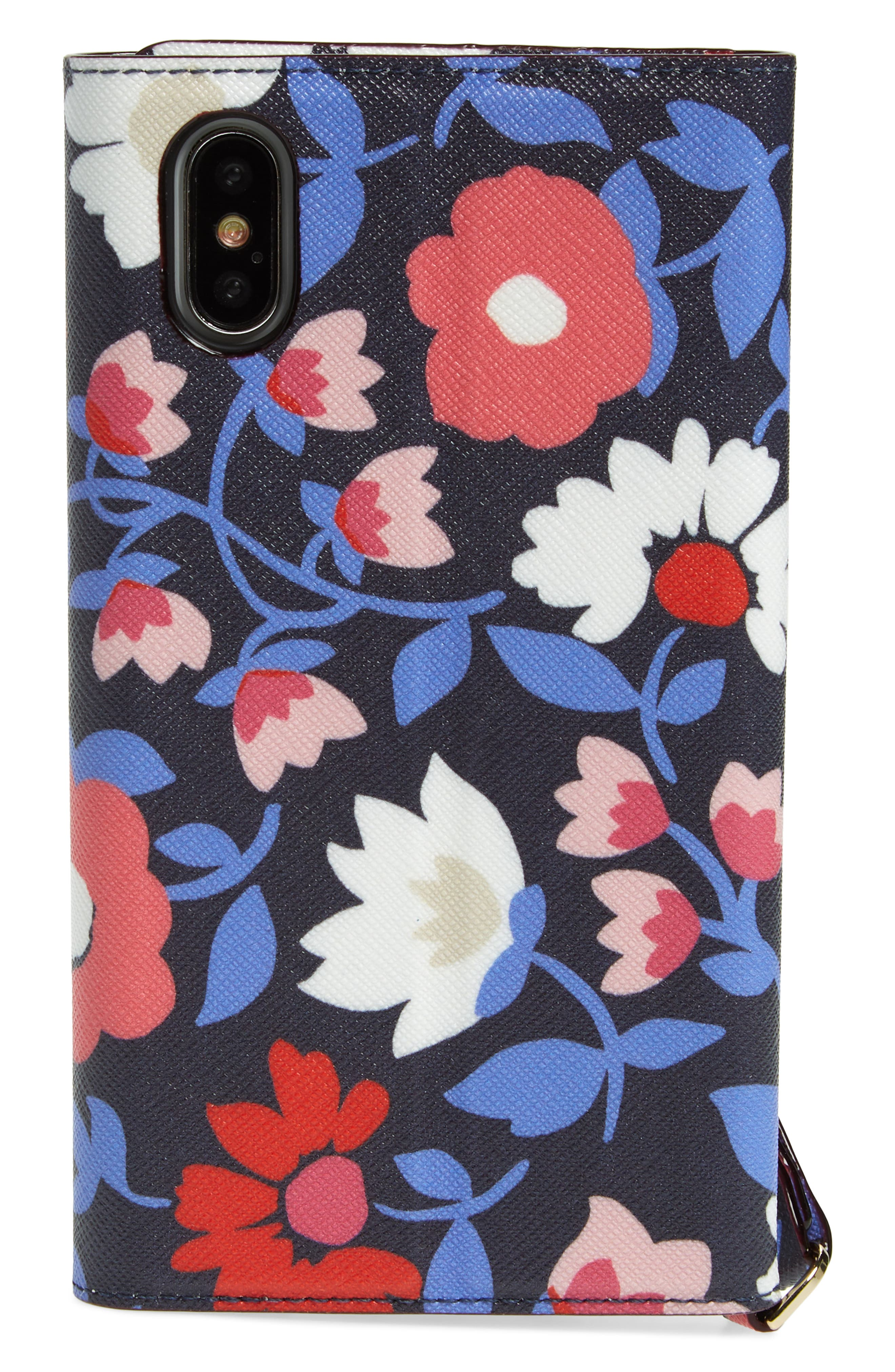 daisy iPhone X & Xs wristlet,                             Alternate thumbnail 3, color,                             460