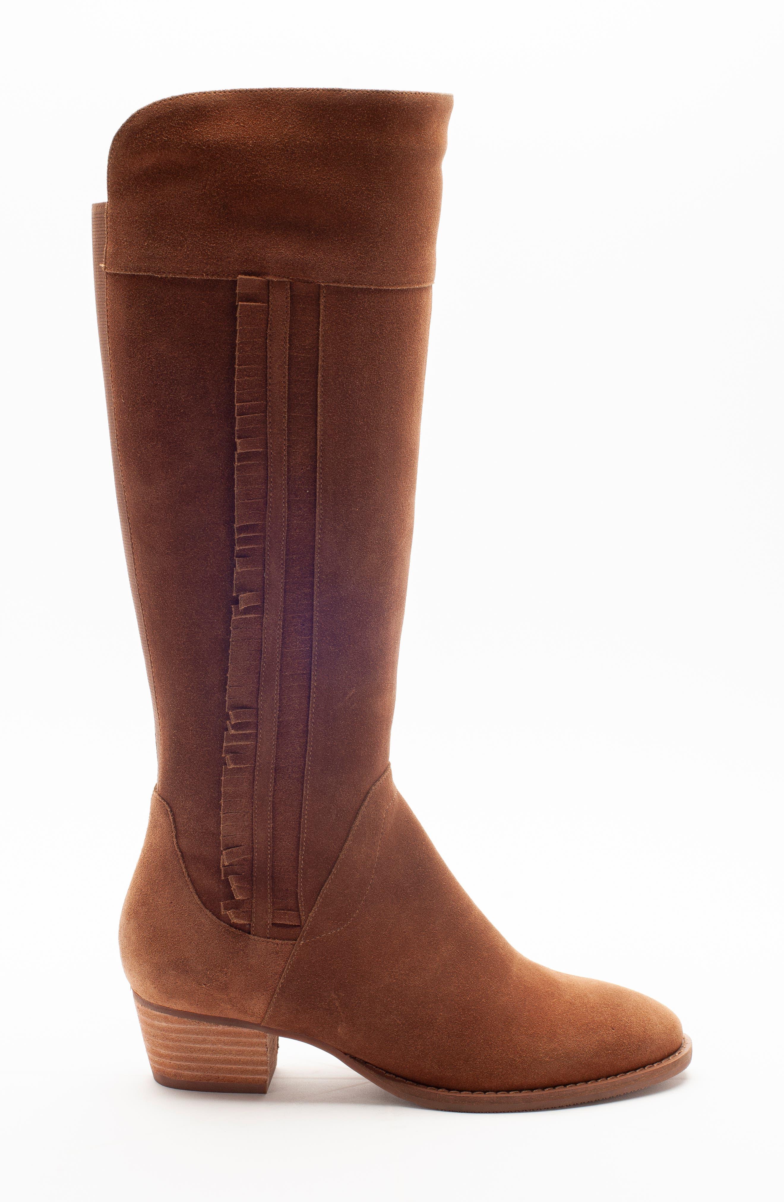 Nestle Waterproof Knee High Boot,                             Alternate thumbnail 6, color,