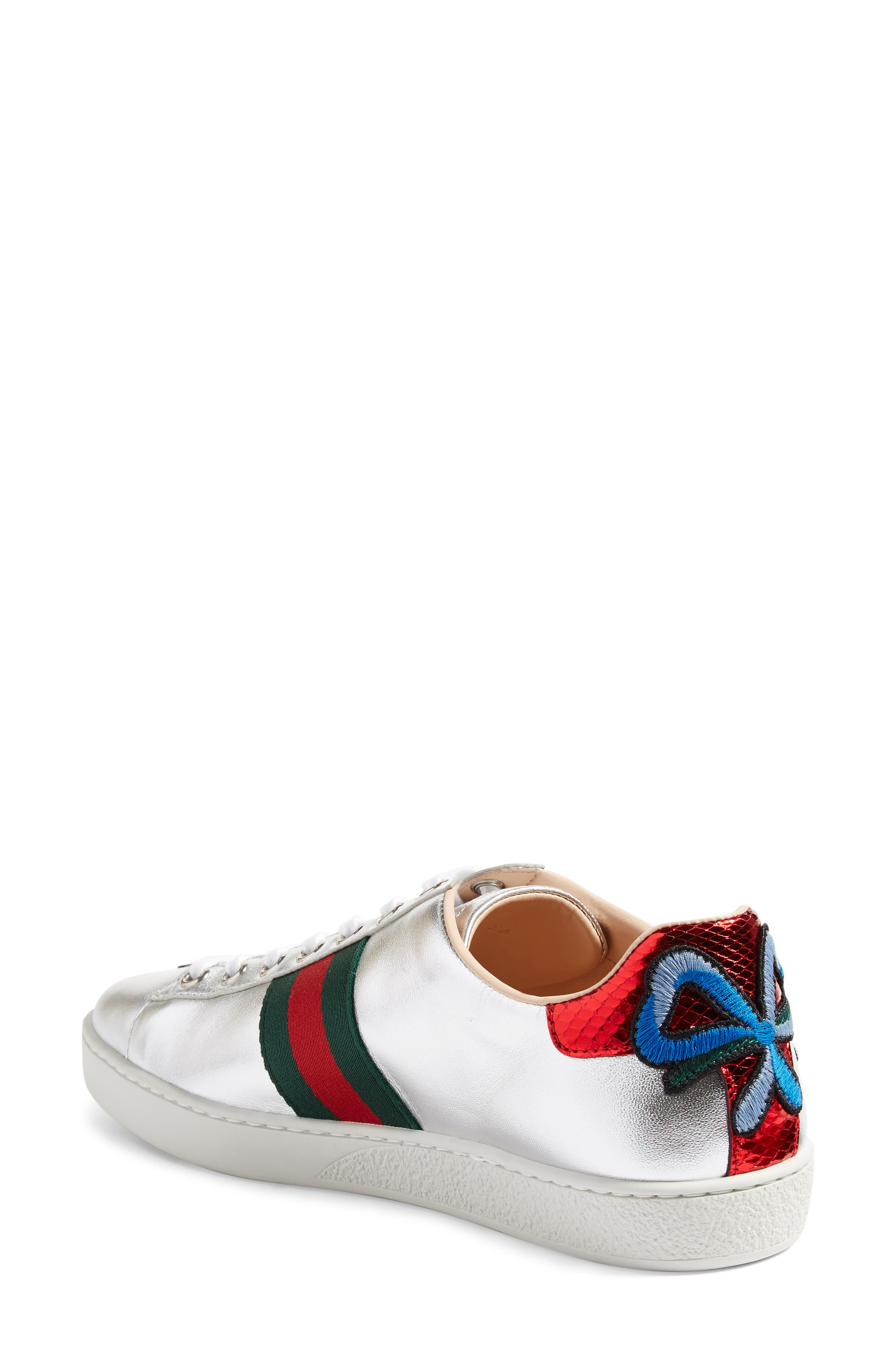 'New Ace' Low Top Sneaker,                             Alternate thumbnail 17, color,