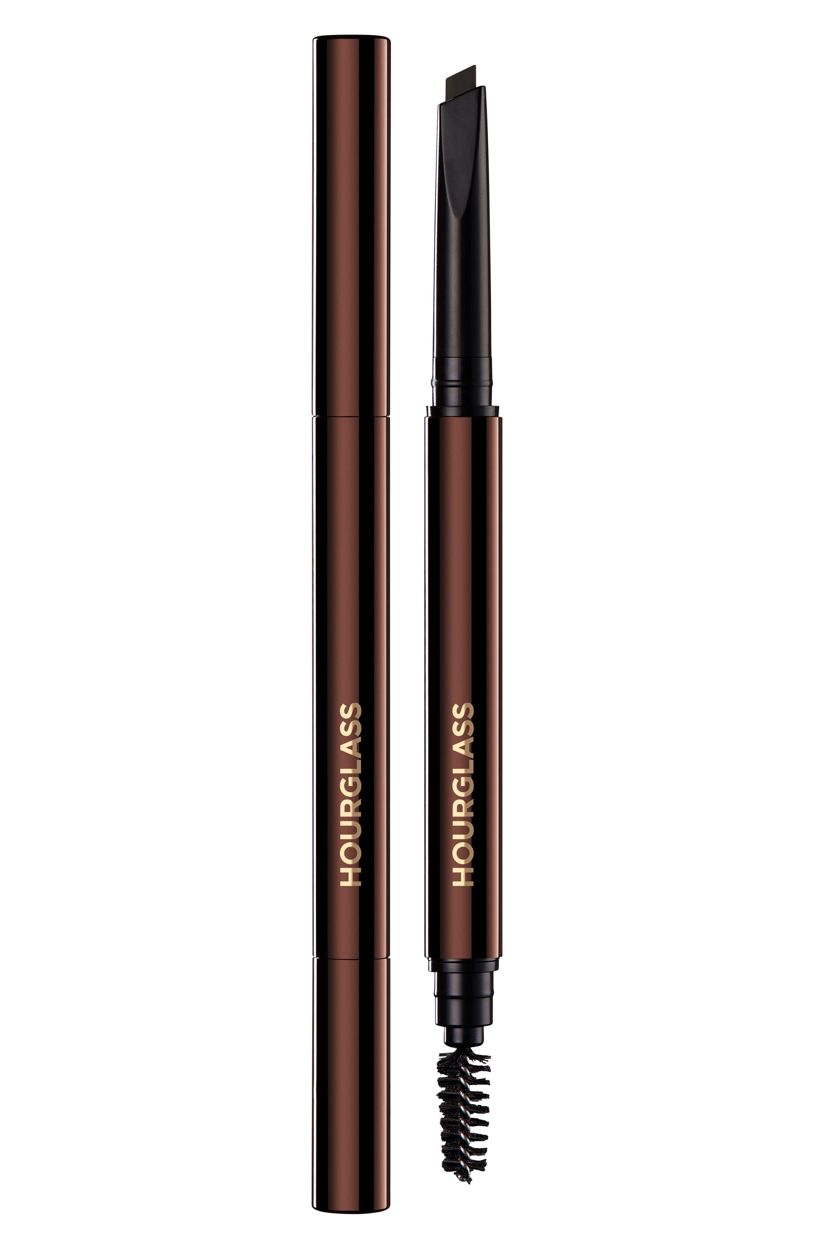 HOURGLASS,                             Arch Brow Sculpting Pencil,                             Main thumbnail 1, color,                             NATURAL BLACK