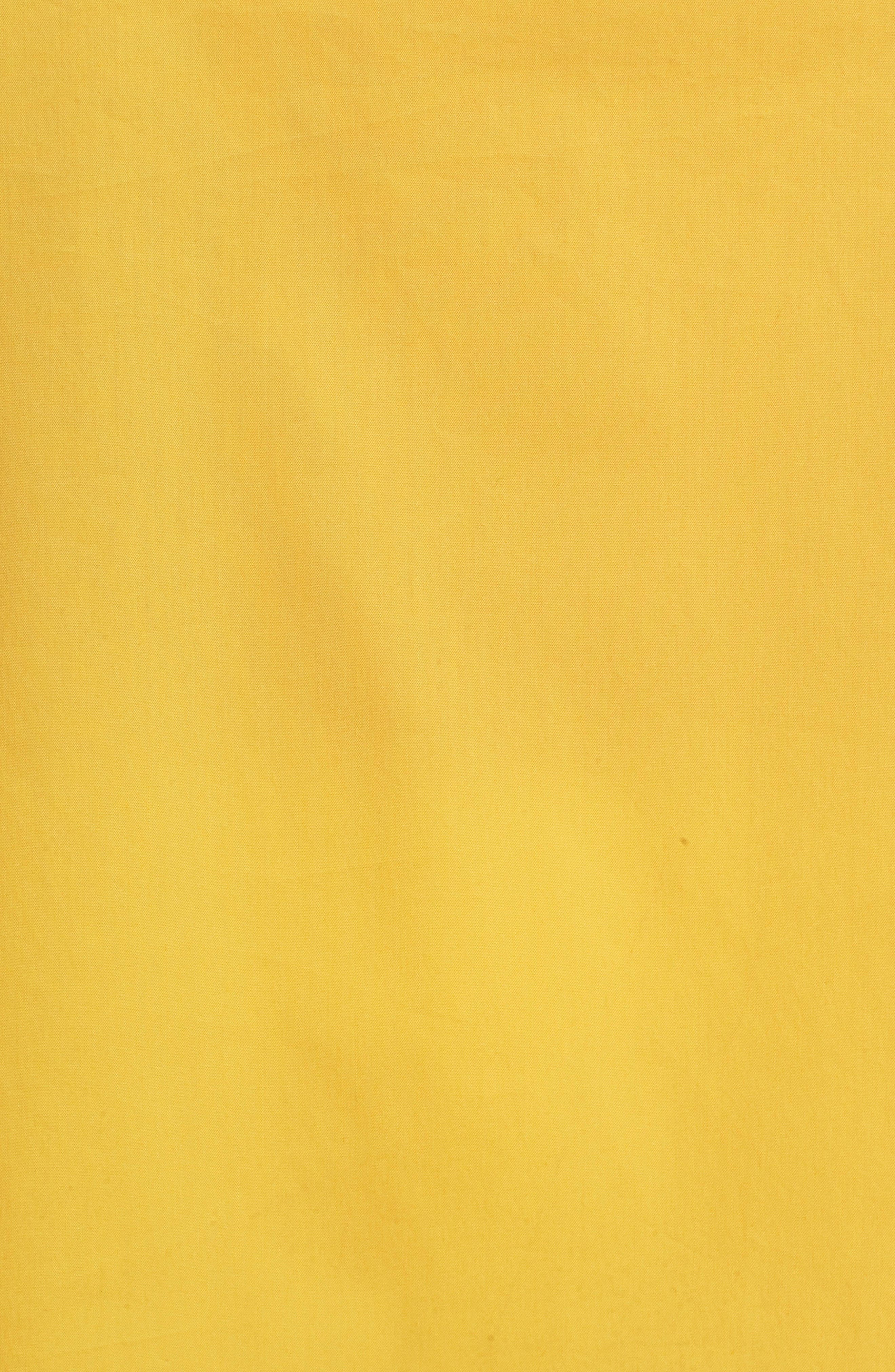 Ruffle Cotton Poplin Blend Top,                             Alternate thumbnail 24, color,