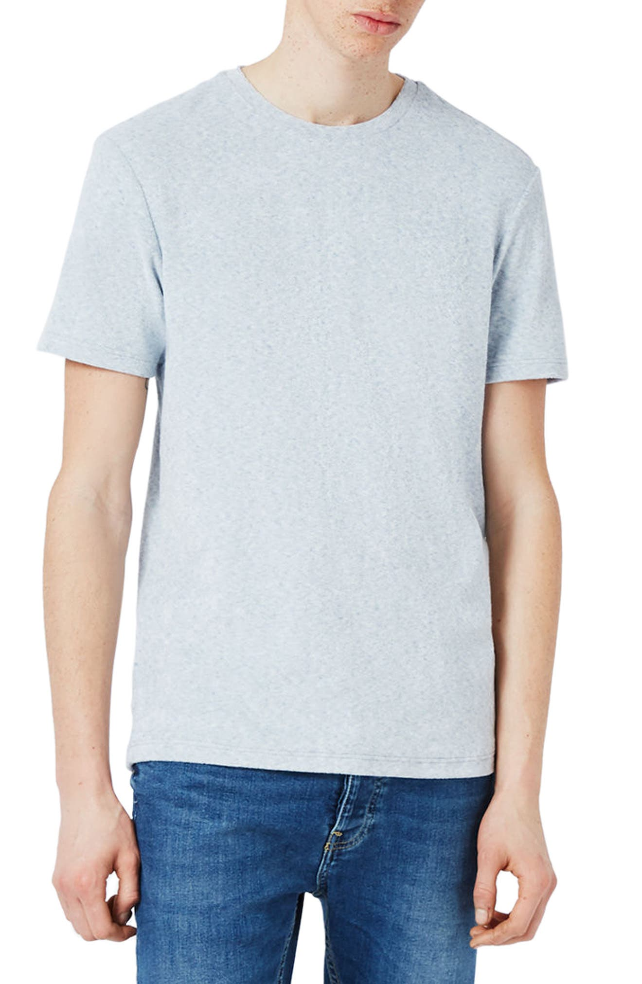 Terry Cloth T-Shirt, Main, color, 020