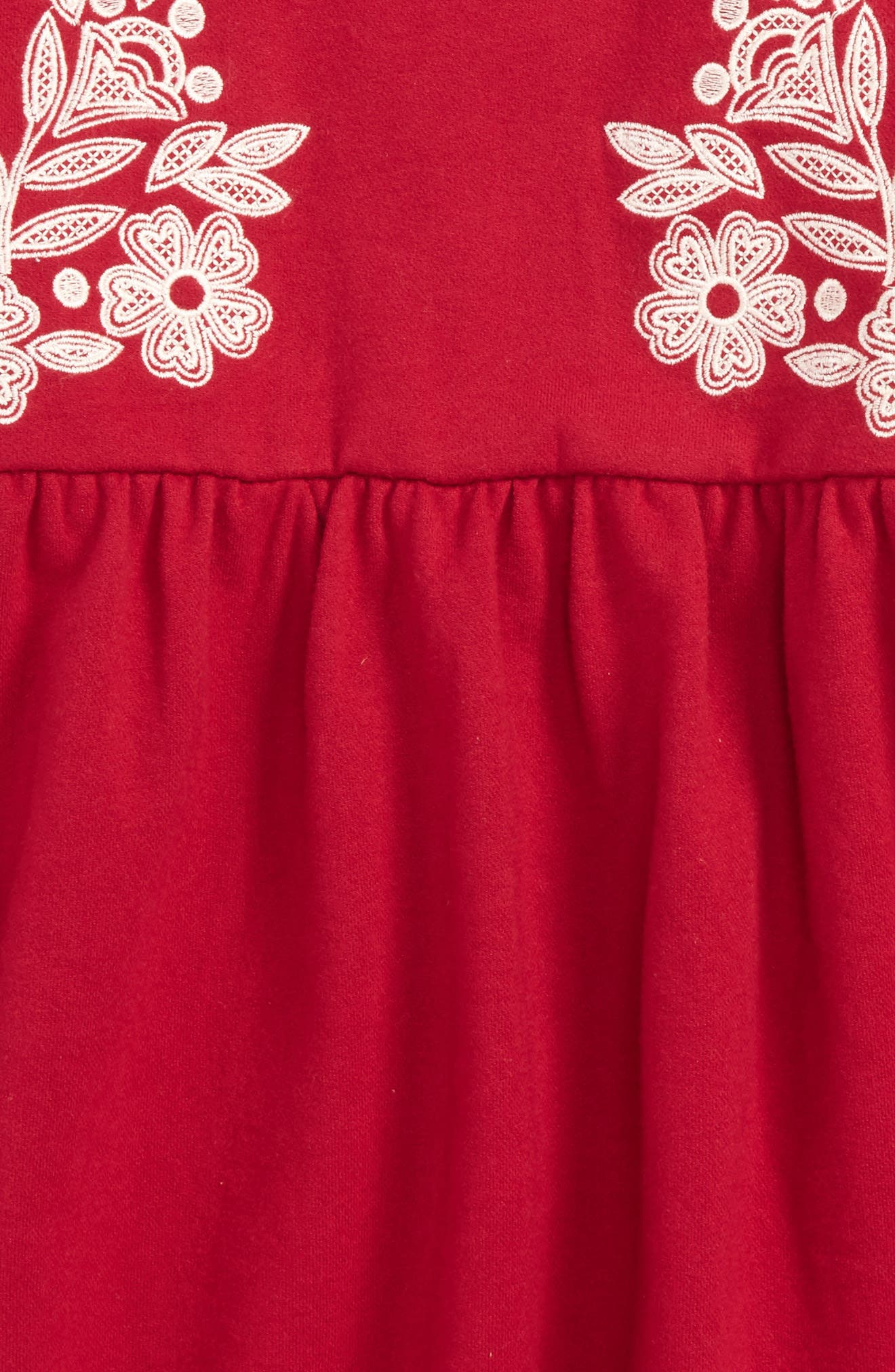 Ailsa Embroidered Dress,                             Alternate thumbnail 2, color,