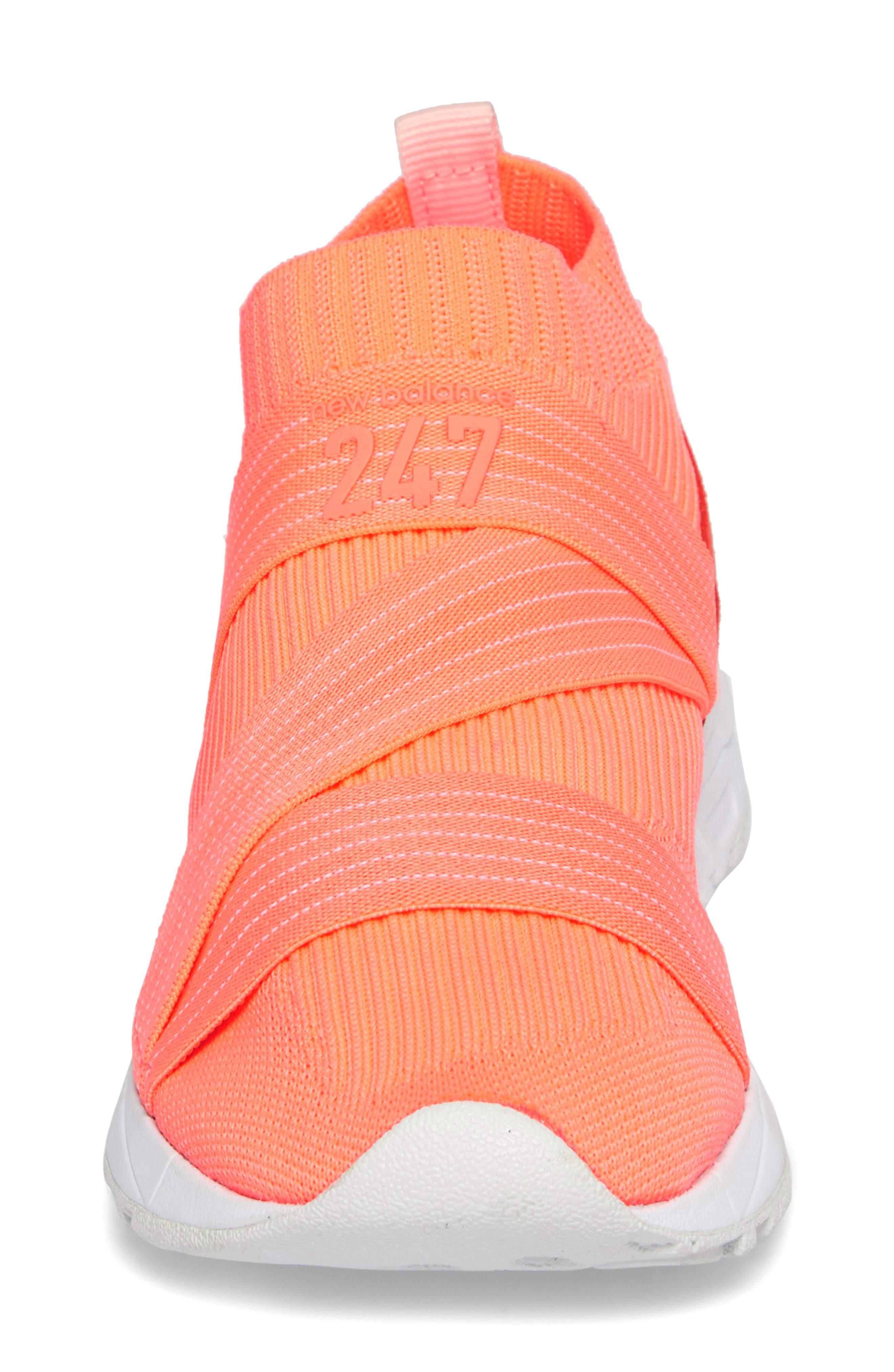 247 Knit Sneaker,                             Alternate thumbnail 8, color,
