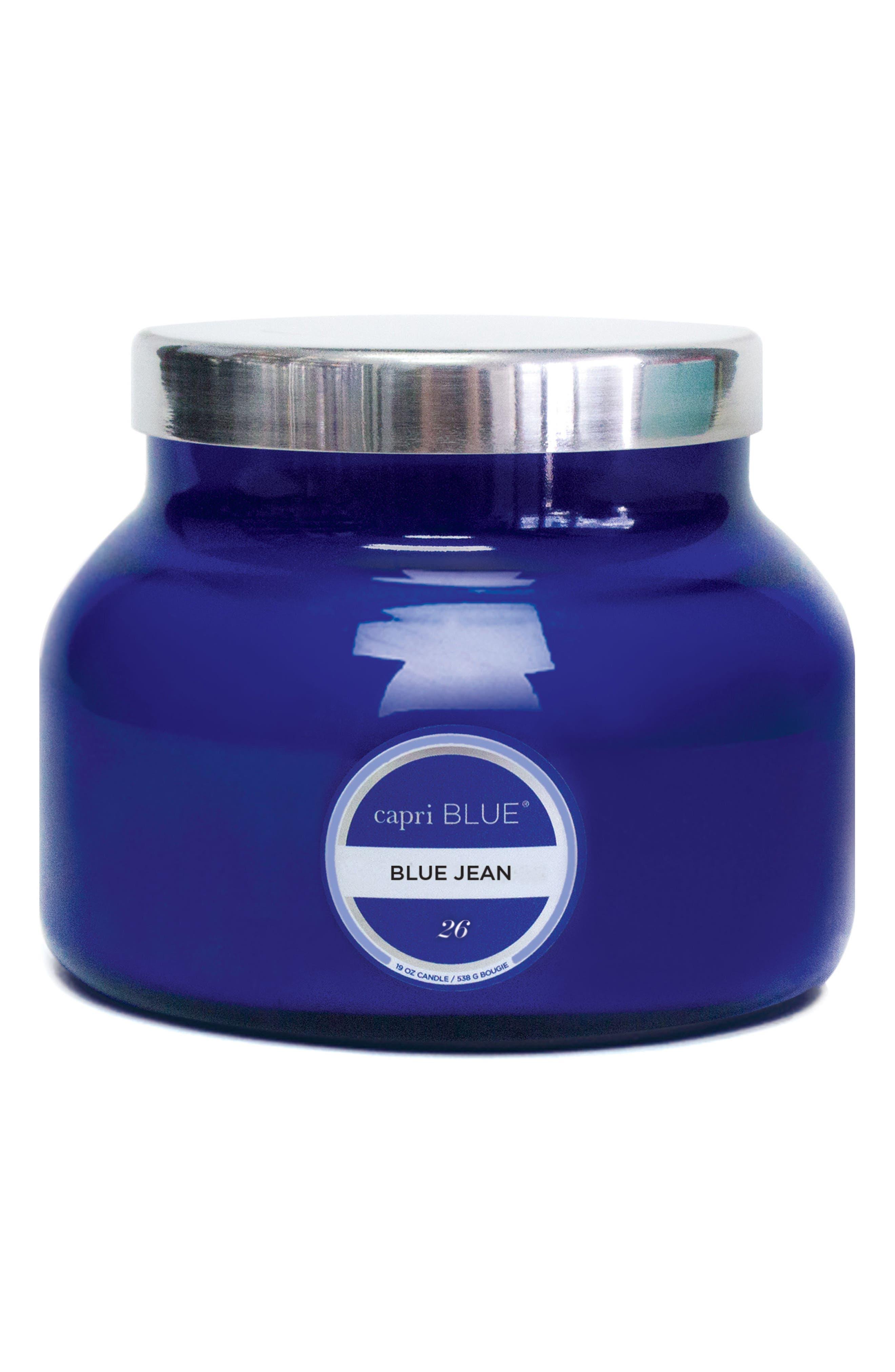 Signature Jar Candle,                         Main,                         color,