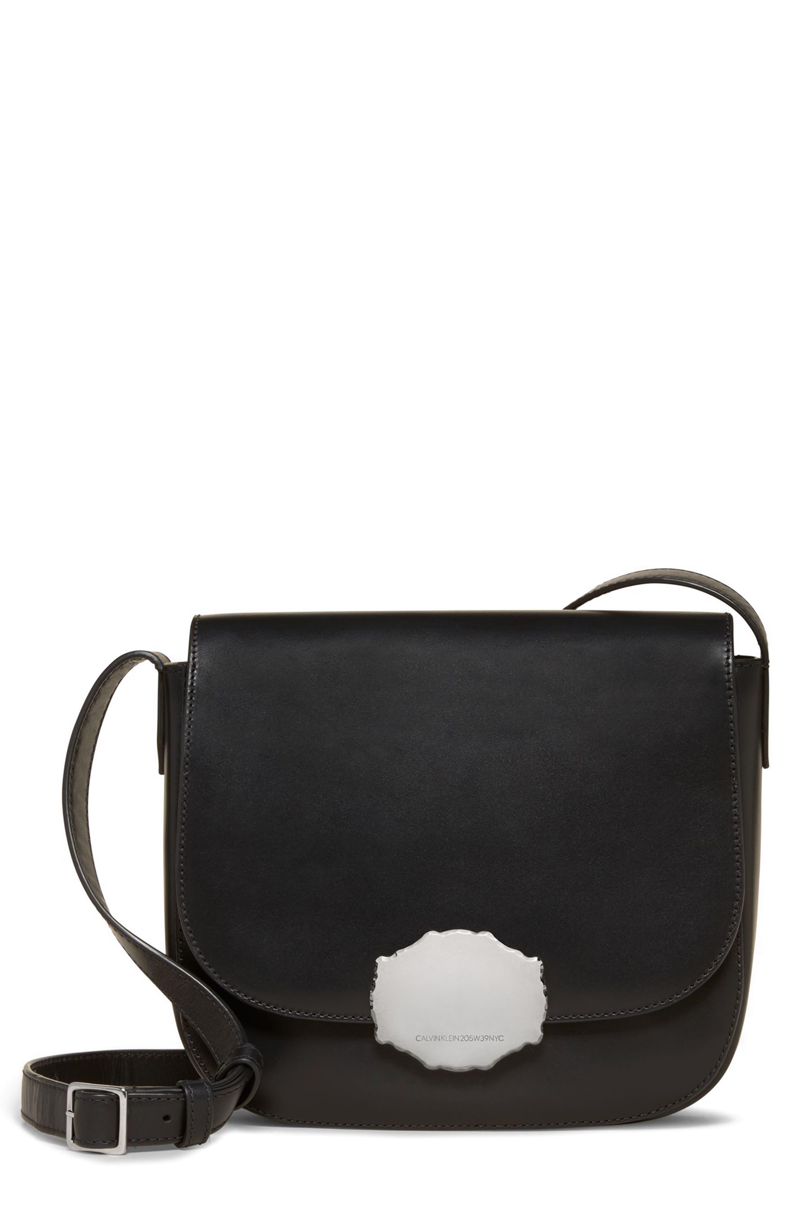 Genuine Calf Hair Shoulder Bag,                             Main thumbnail 1, color,