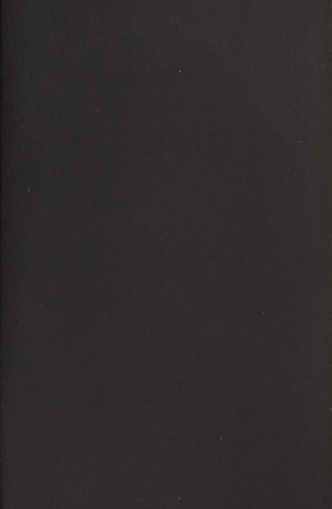 'Gunner' Leather Belt,                             Alternate thumbnail 2, color,                             BLACK