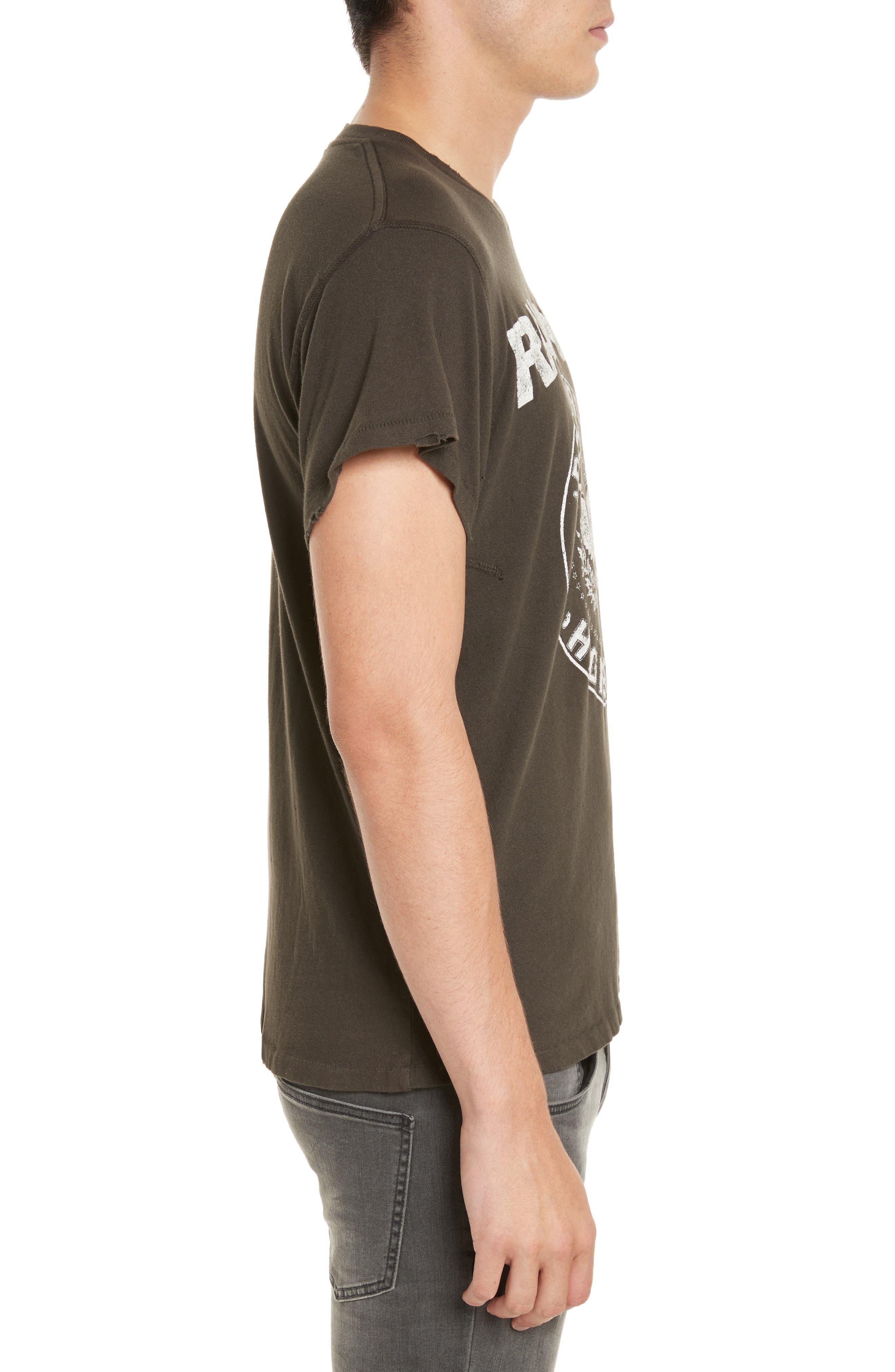 The Ramones Graphic T-Shirt,                             Alternate thumbnail 3, color,                             001