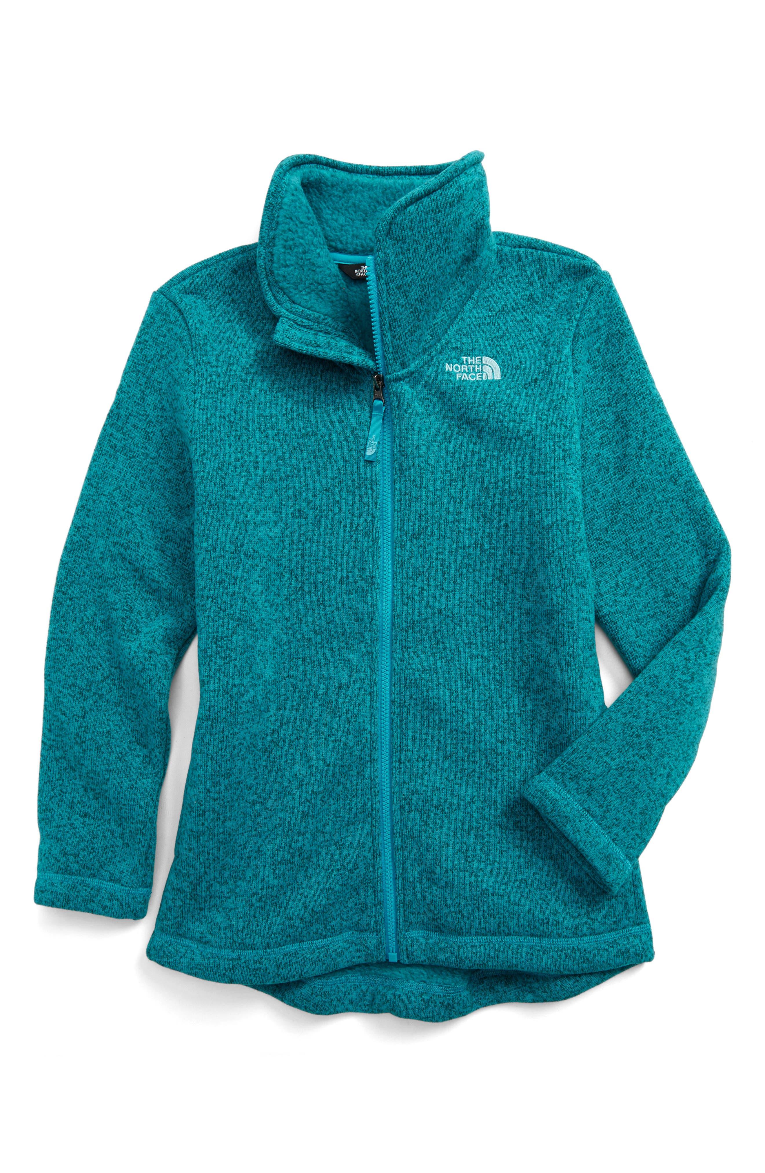 Crescent Fleece Jacket,                             Main thumbnail 2, color,