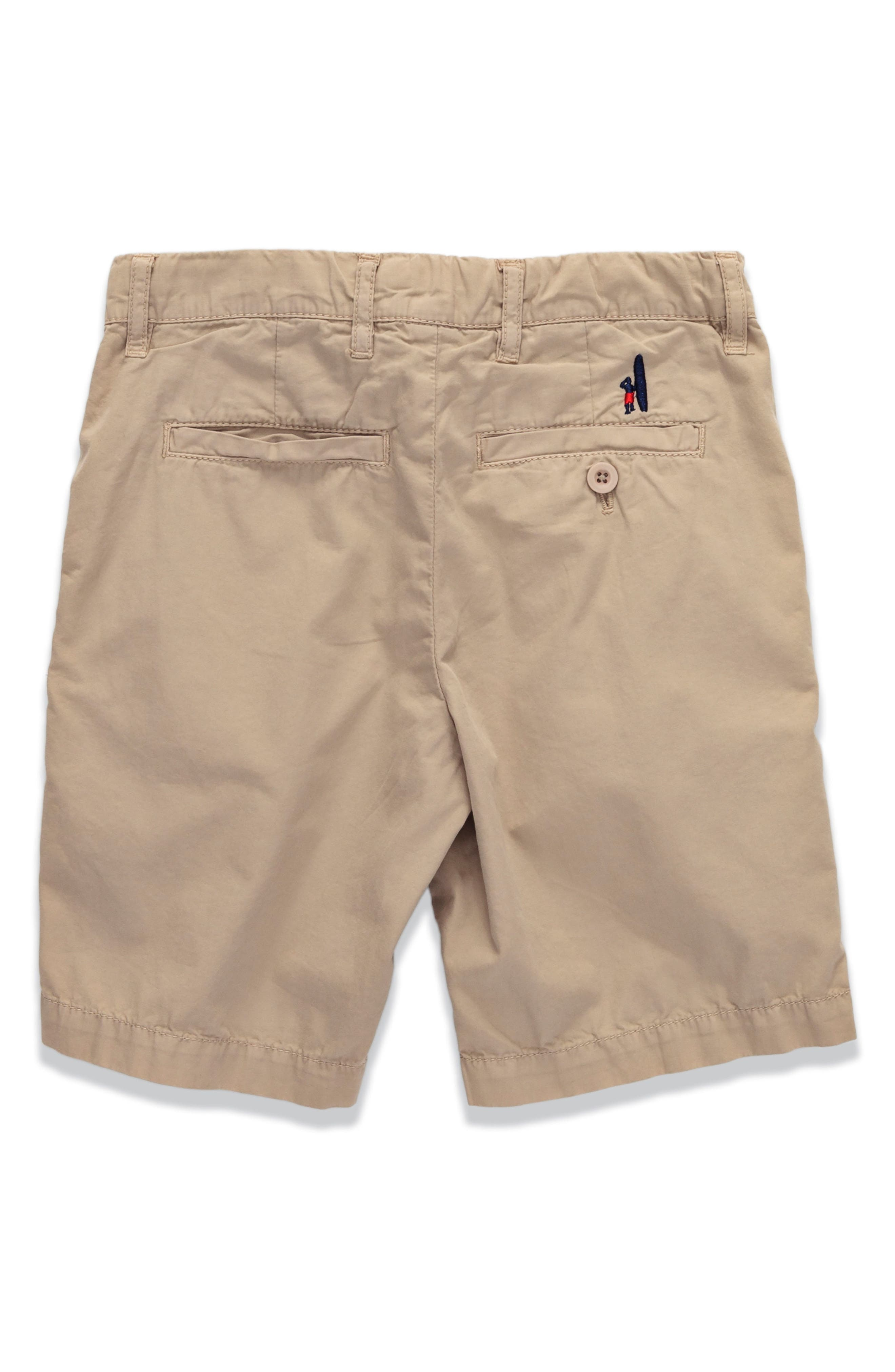 Derby Poplin Shorts,                             Main thumbnail 1, color,