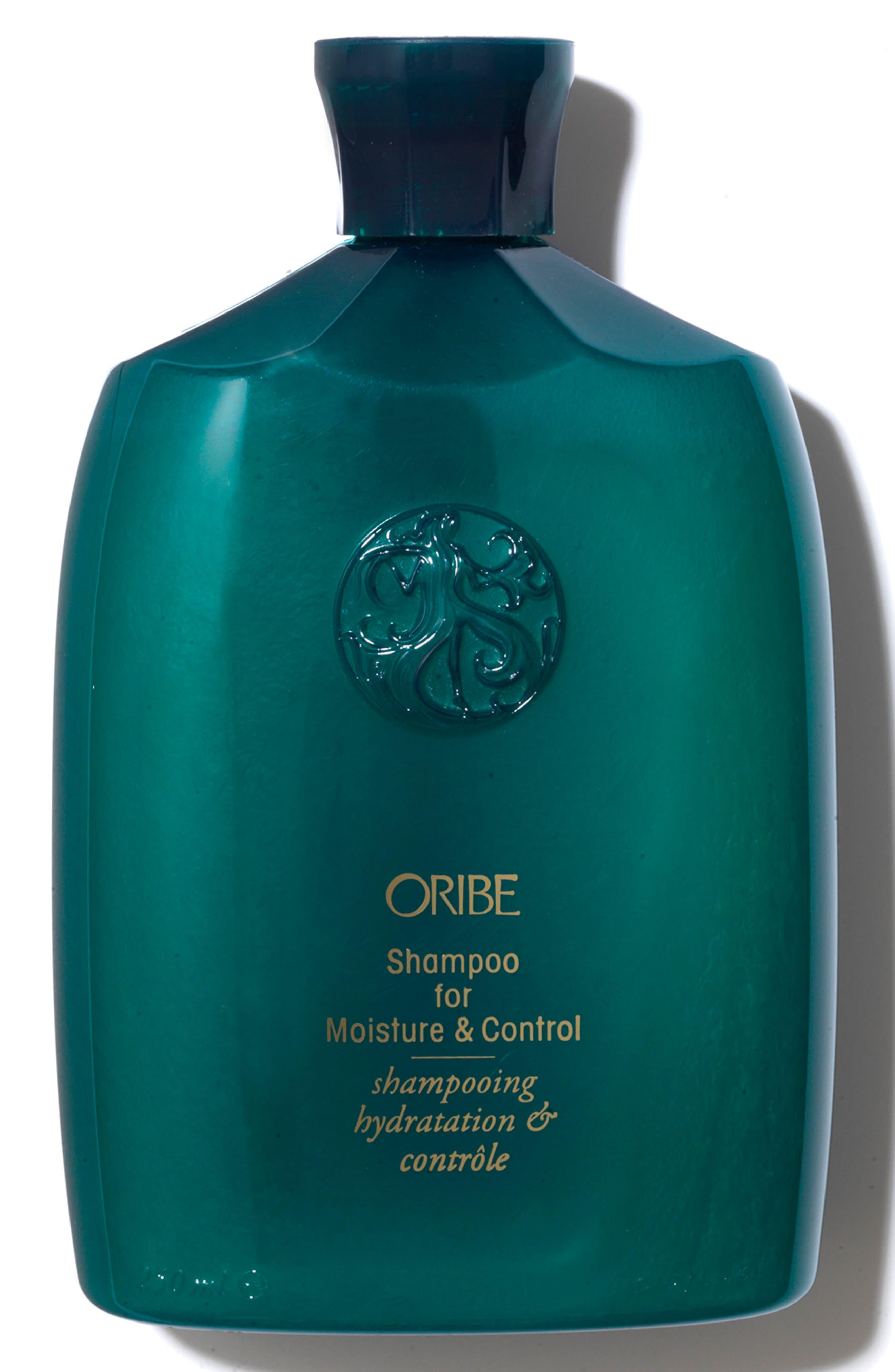 SPACE.NK.apothecary Oribe Shampoo for Moisture & Control,                             Main thumbnail 1, color,                             000