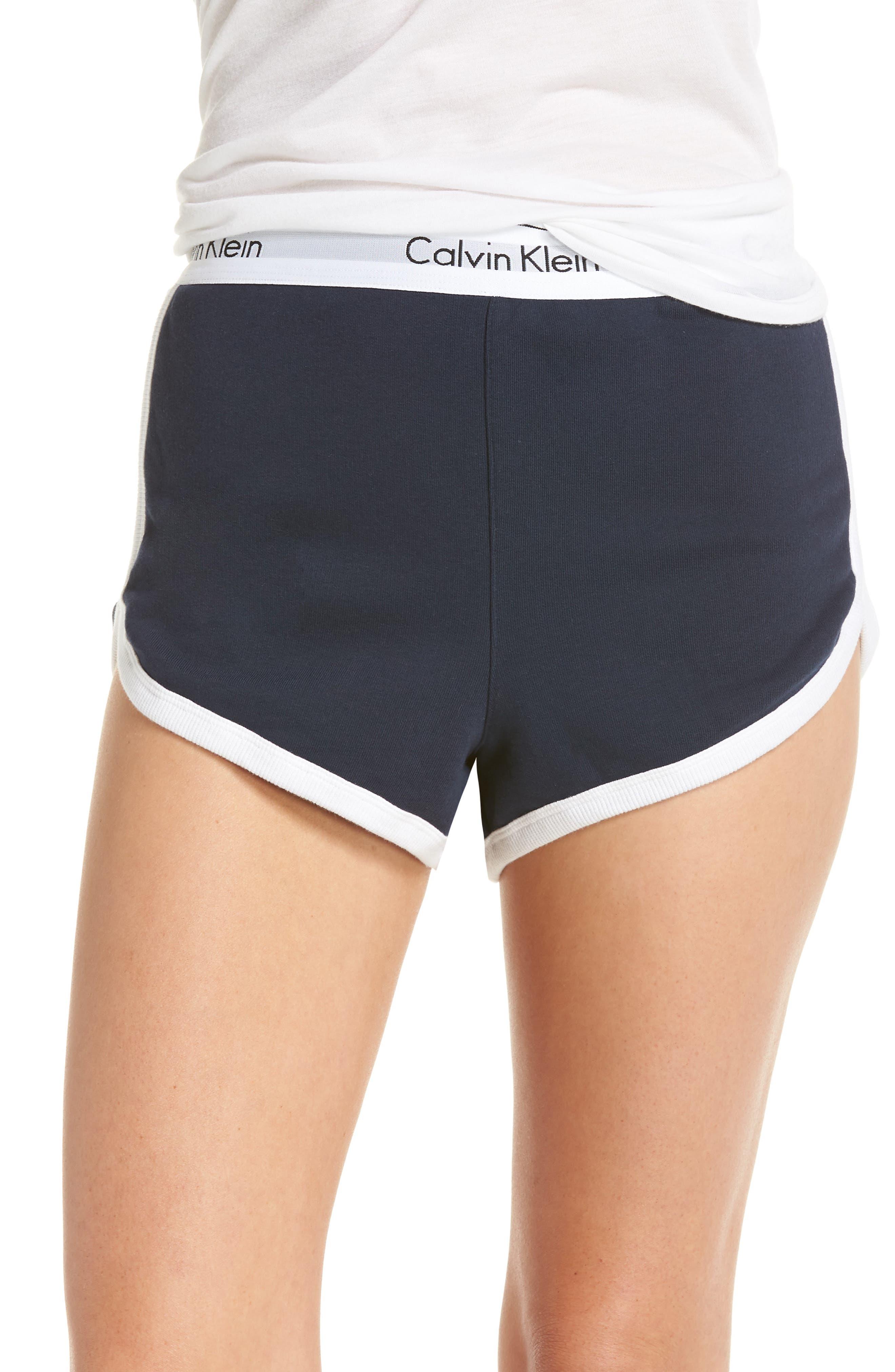 Sleep Shorts,                         Main,                         color, SHORELINE