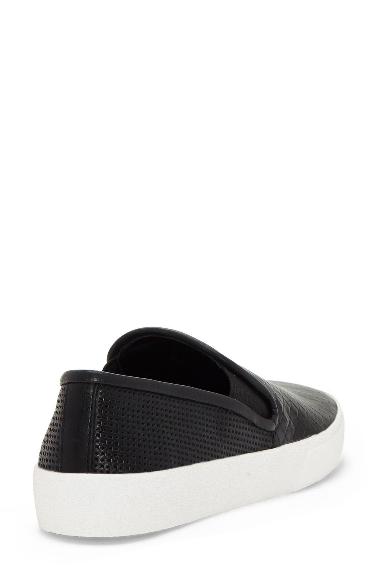 Cariana Slip-On Sneaker,                             Alternate thumbnail 2, color,                             001