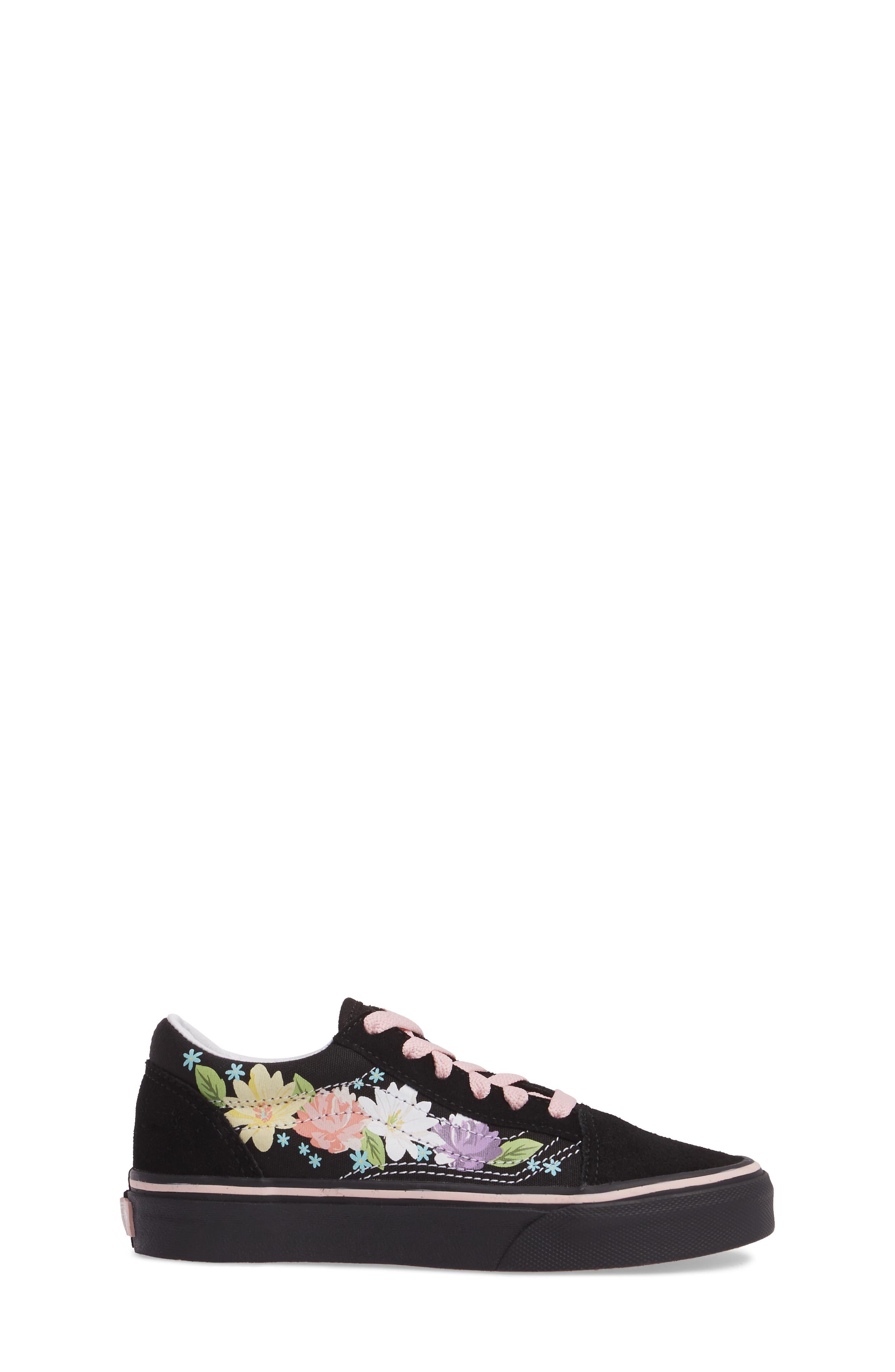 Old Skool Sneaker,                             Alternate thumbnail 3, color,