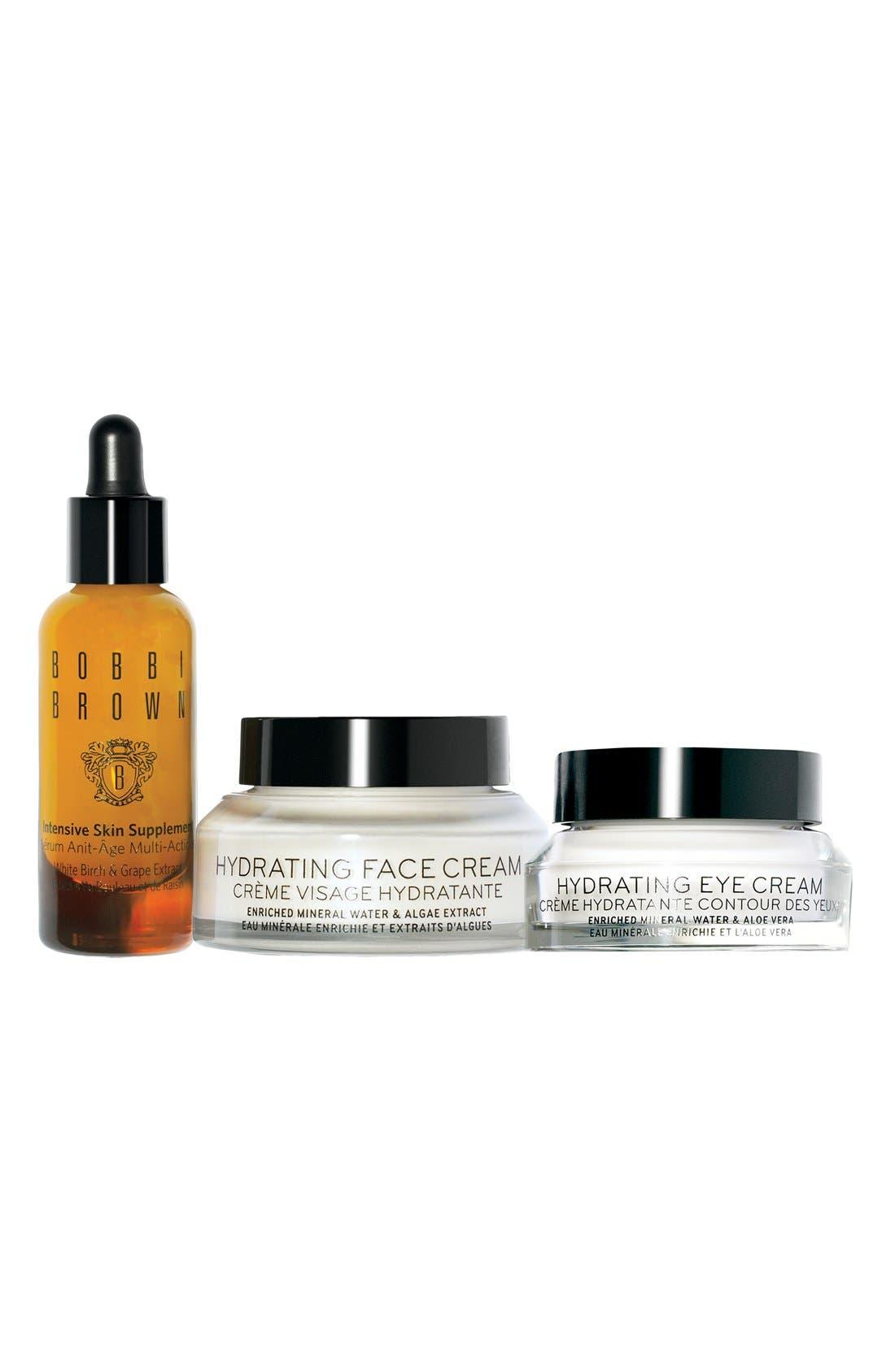 BOBBI BROWN,                             'Hydrating Skin Supplements' Set,                             Alternate thumbnail 2, color,                             000