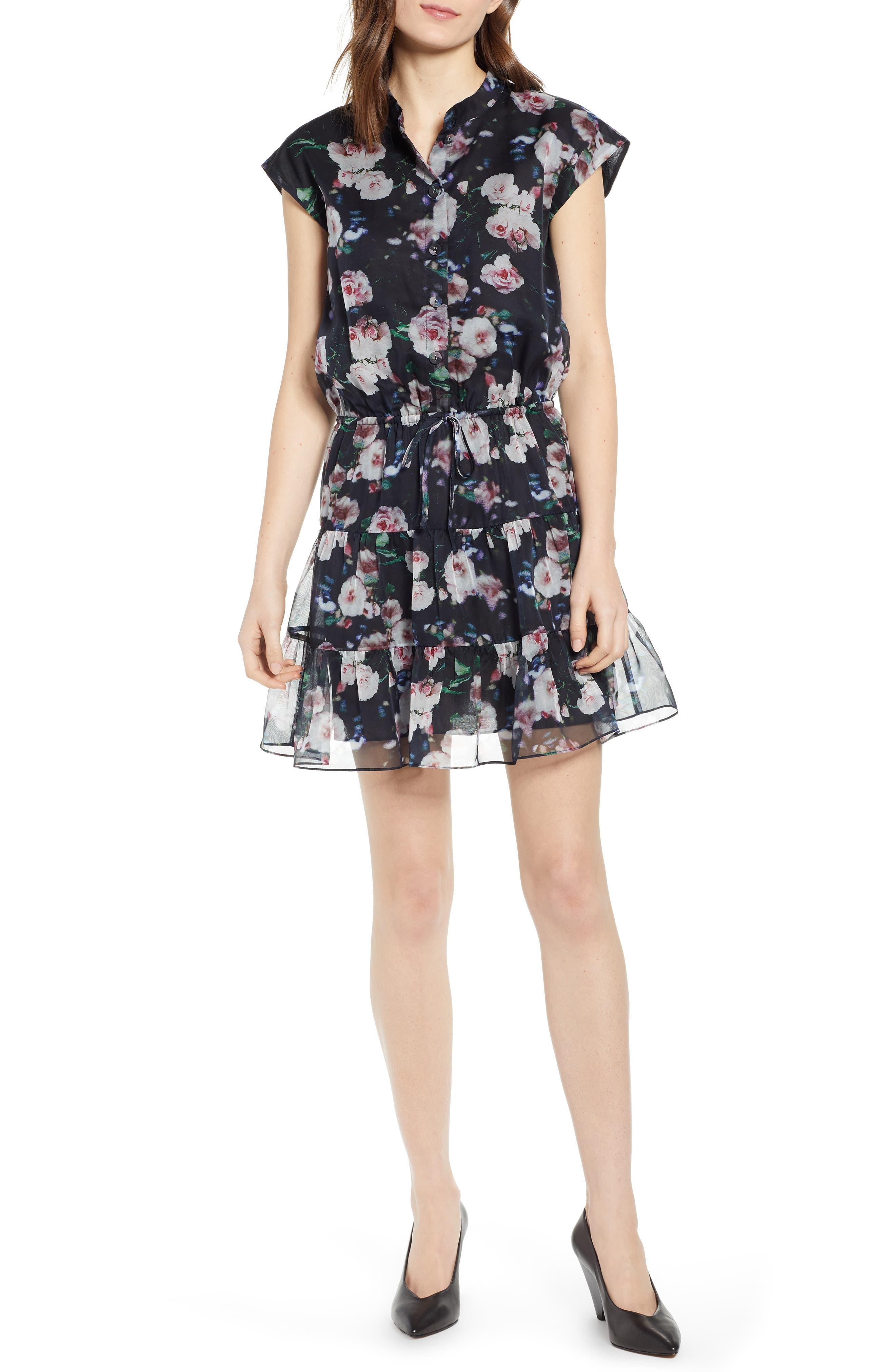 Rebecca Minkoff Ollie Dress, Black