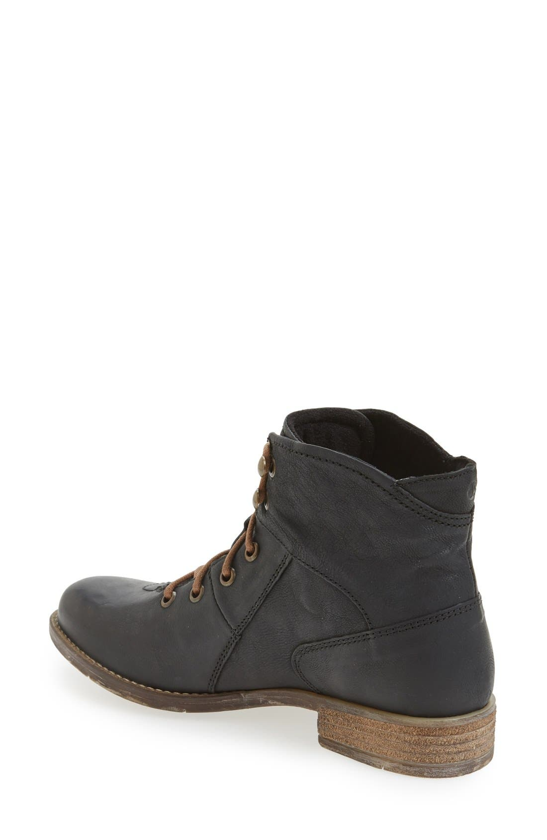 Sienna 11 Boot,                             Alternate thumbnail 4, color,                             008