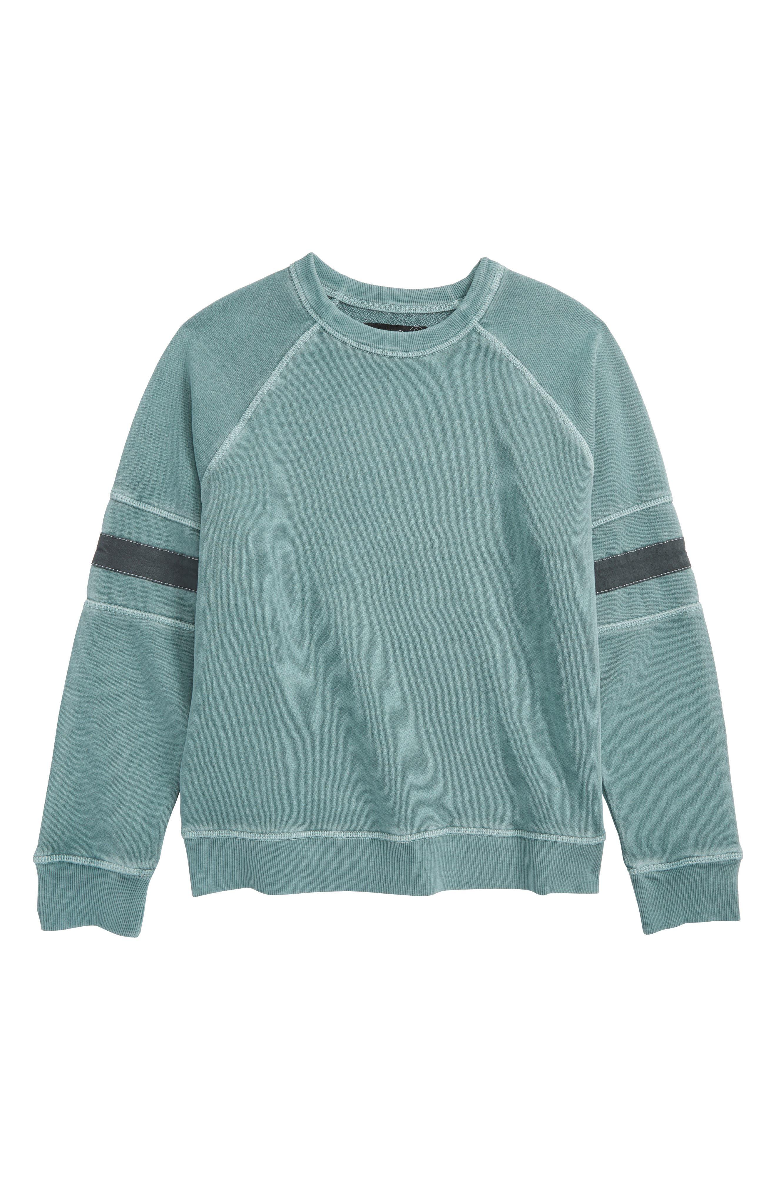 Washed Sweatshirt,                             Main thumbnail 1, color,                             445