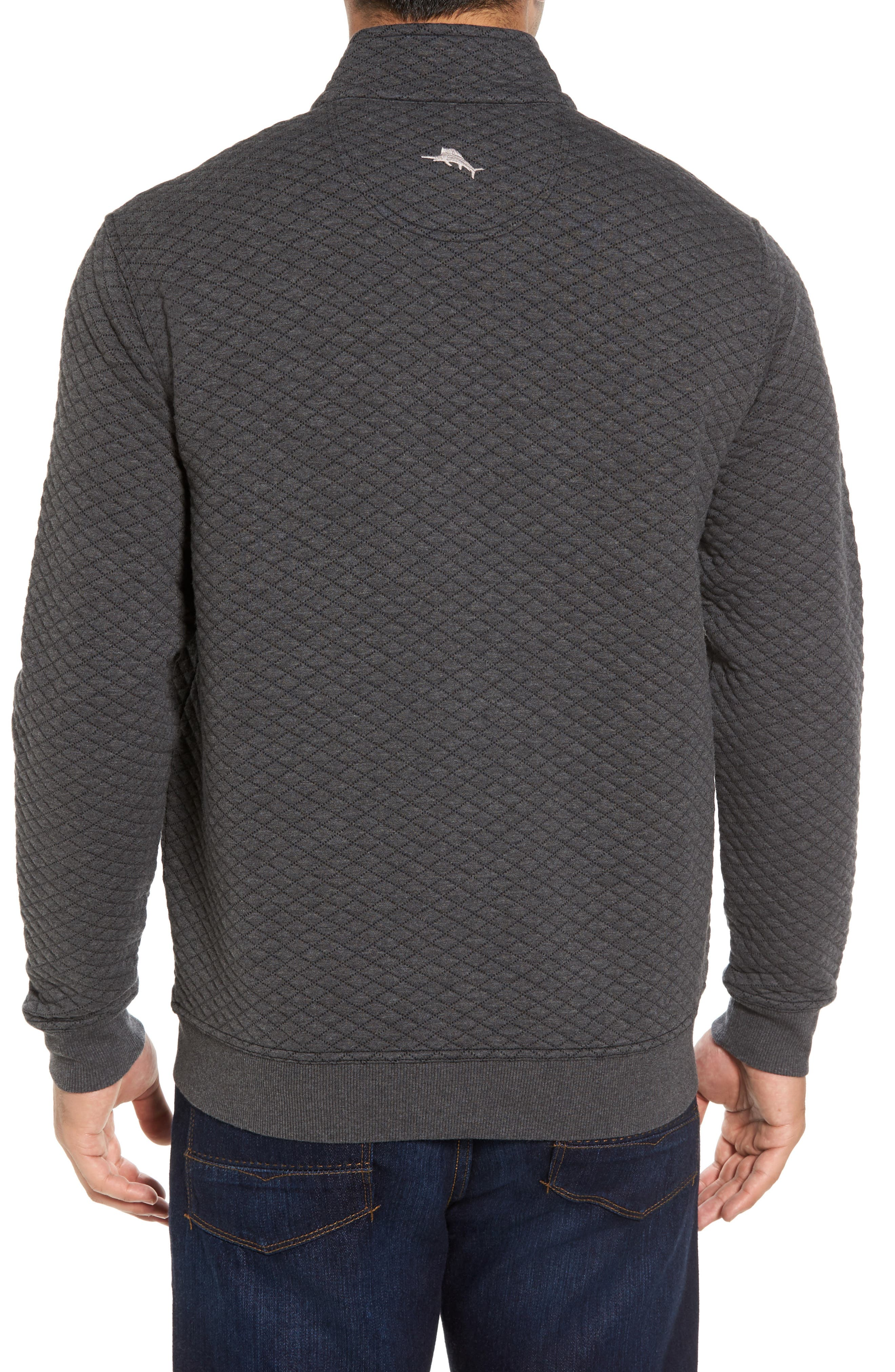 NFL Quiltessential Full Zip Sweatshirt,                             Alternate thumbnail 40, color,