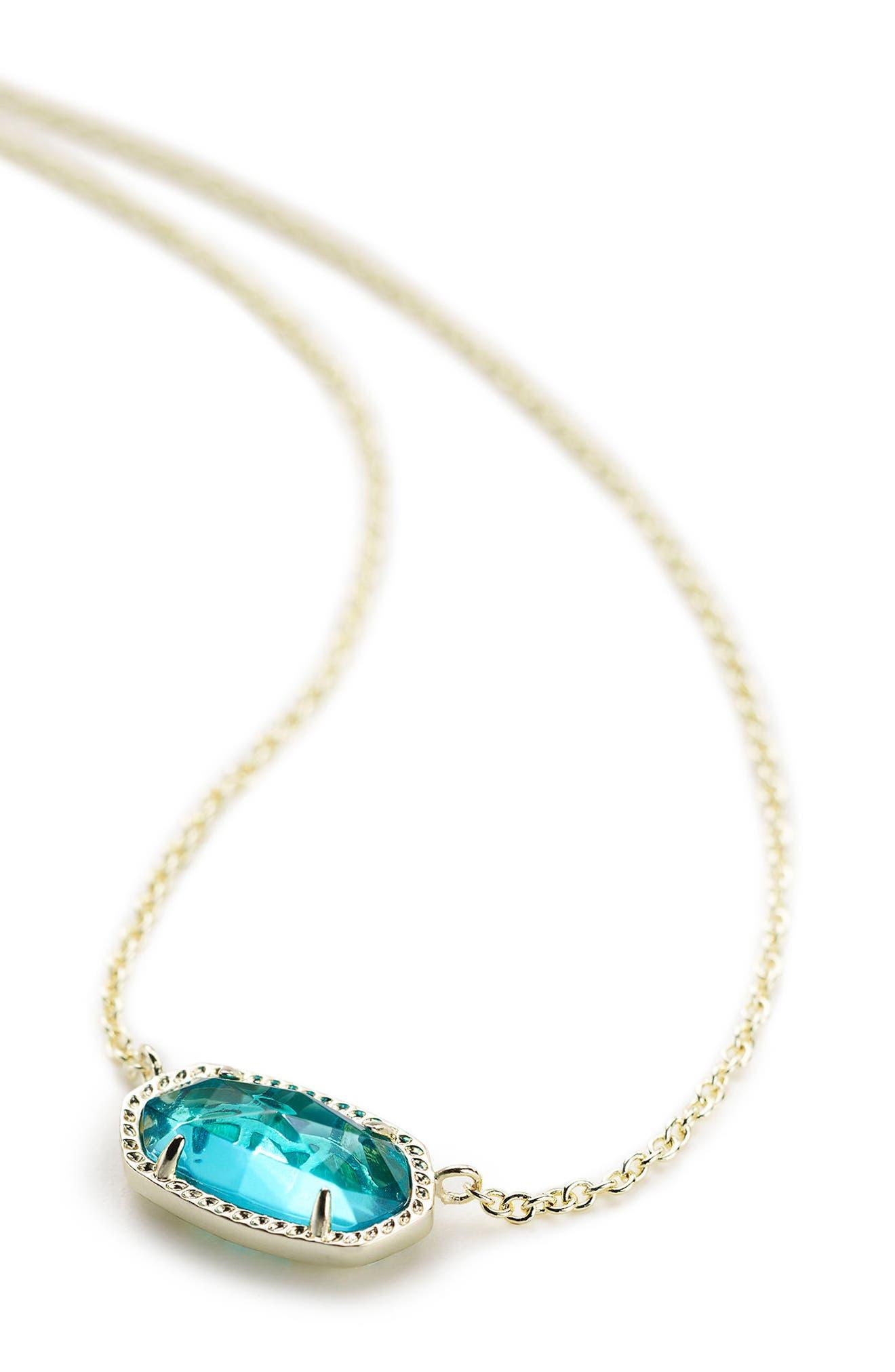 'Elisa' Pendant Necklace,                             Alternate thumbnail 368, color,