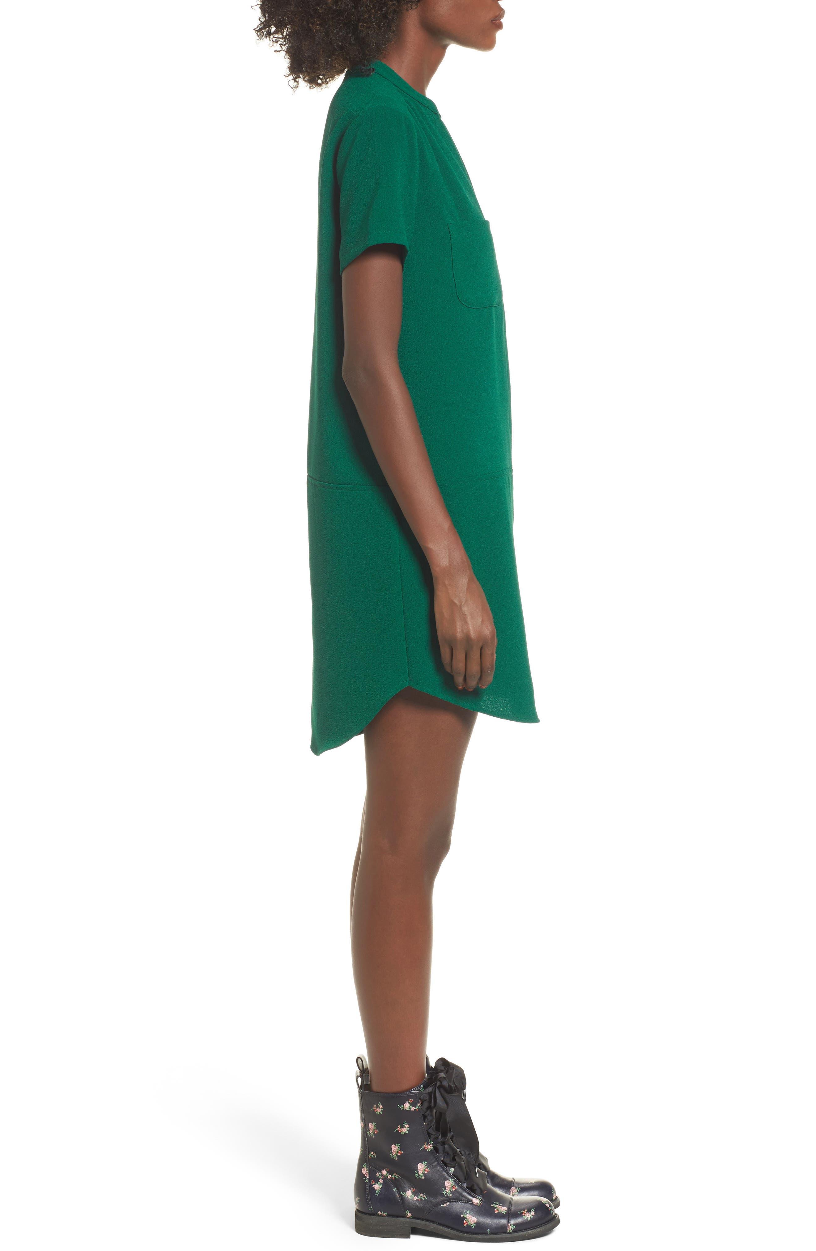 Hailey Crepe Dress,                             Alternate thumbnail 64, color,