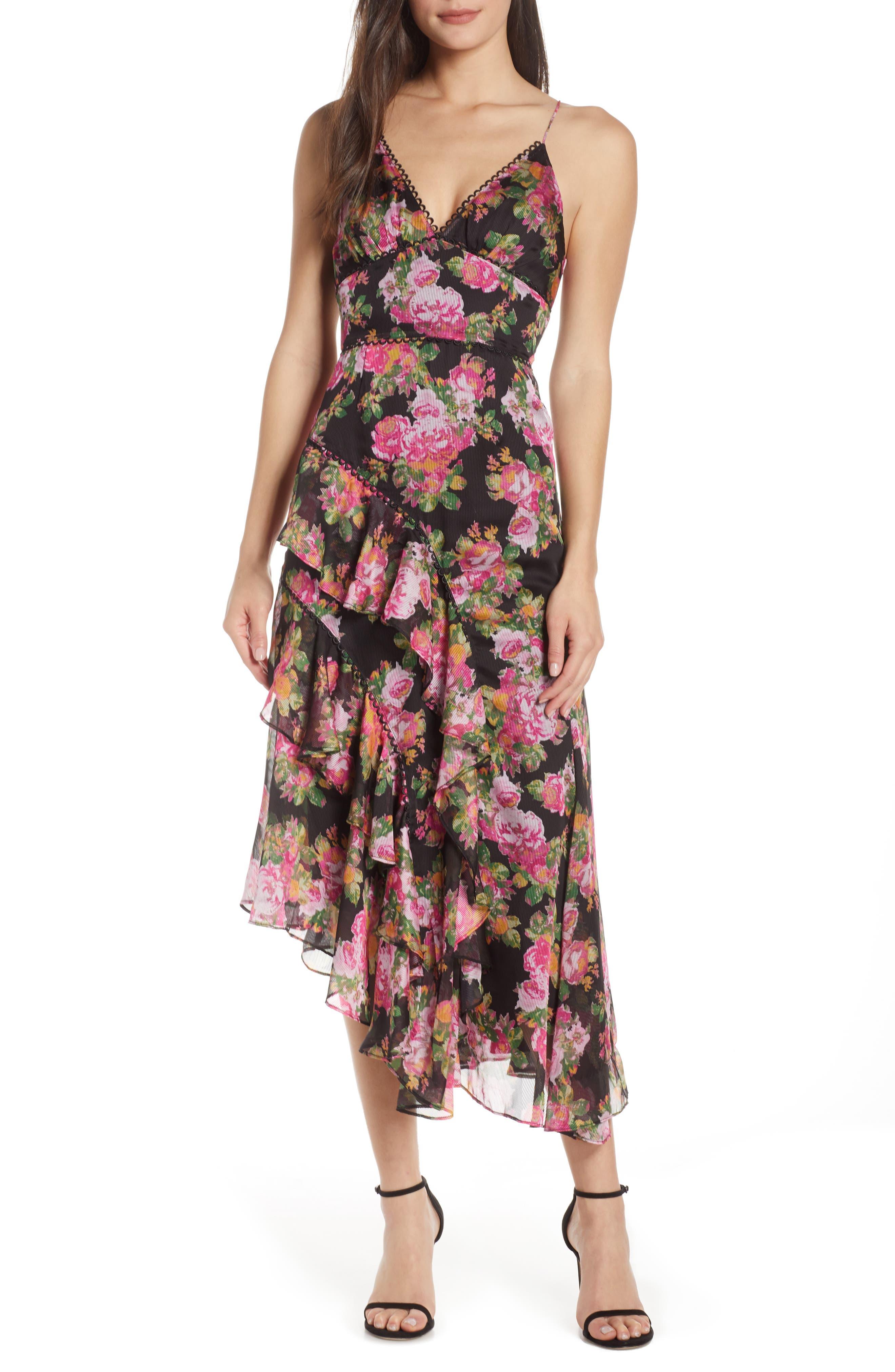 Keepsake The Label Oblivion Midi Dress