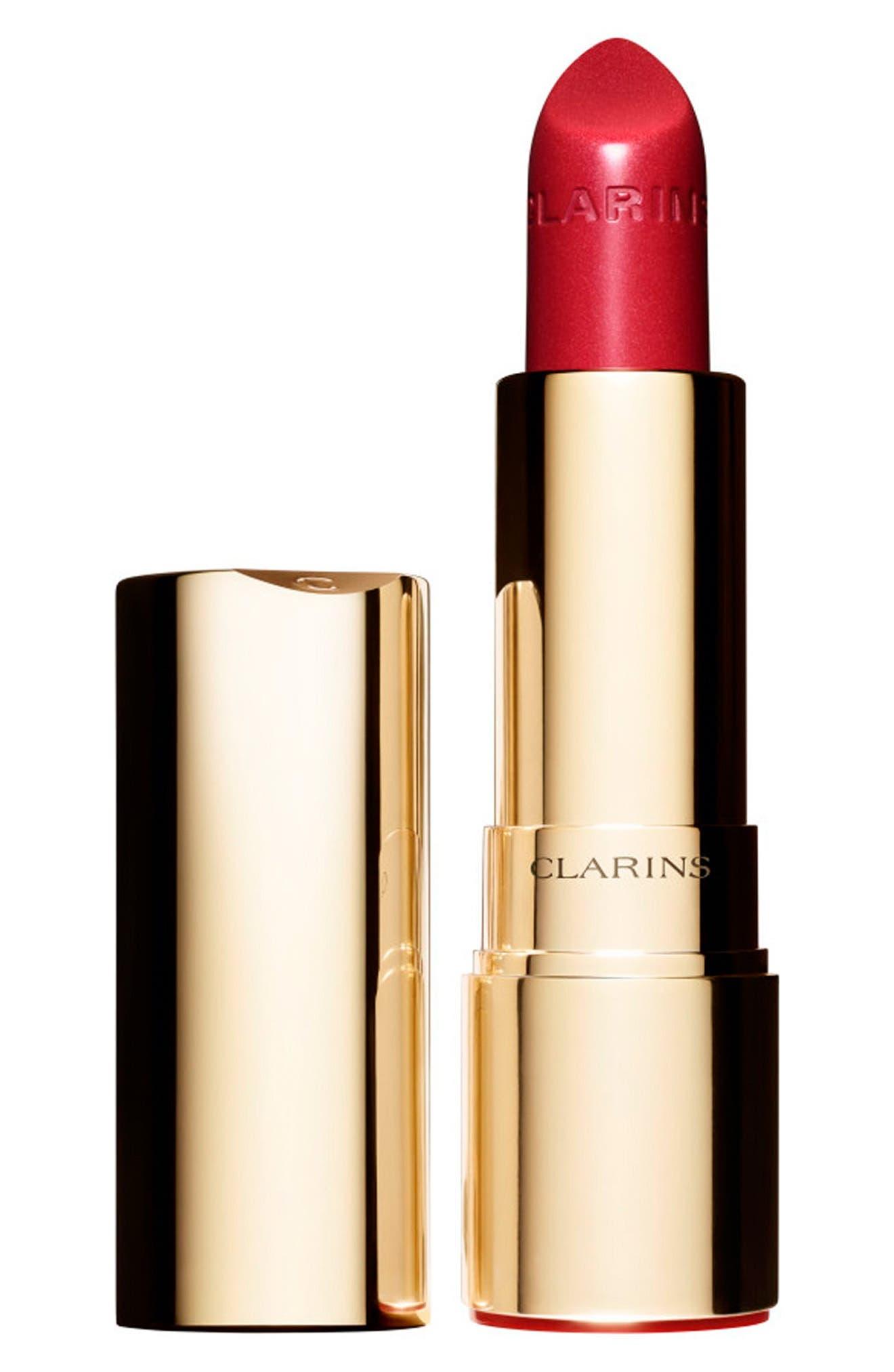 Joli Rouge Perfect Shine Sheer Lipstick,                             Alternate thumbnail 2, color,                             32 HOT PINK