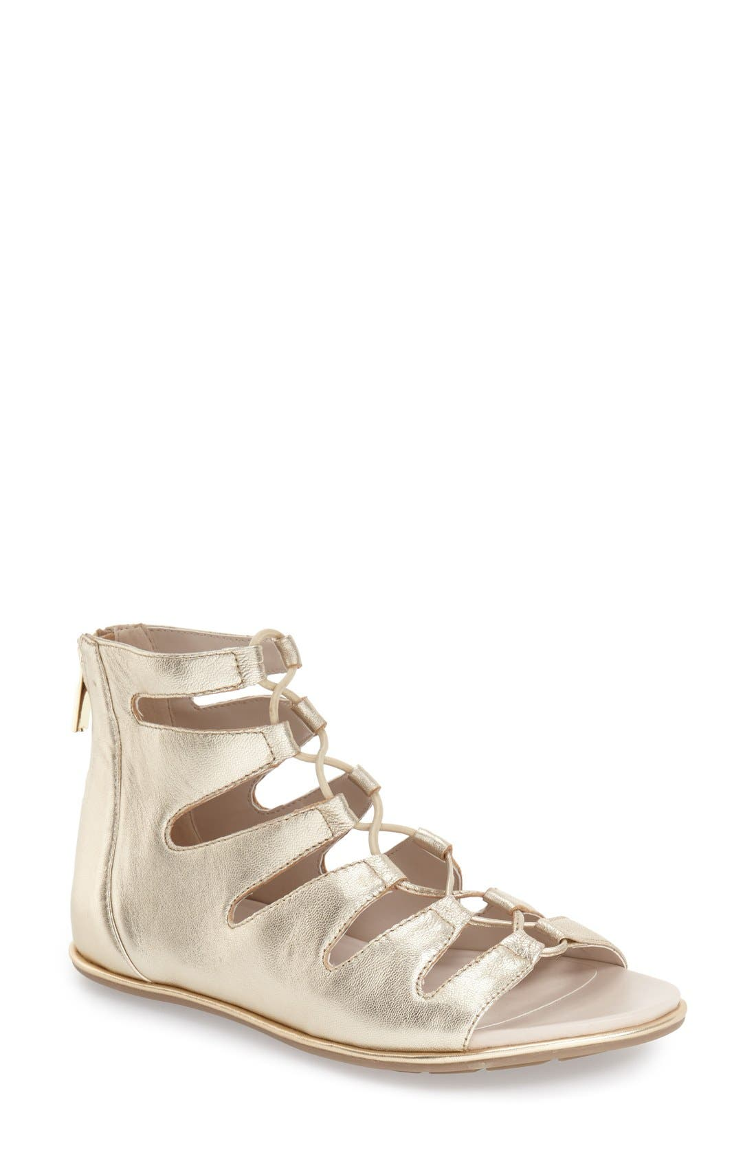 'Ollie' Cage Sandal,                         Main,                         color,