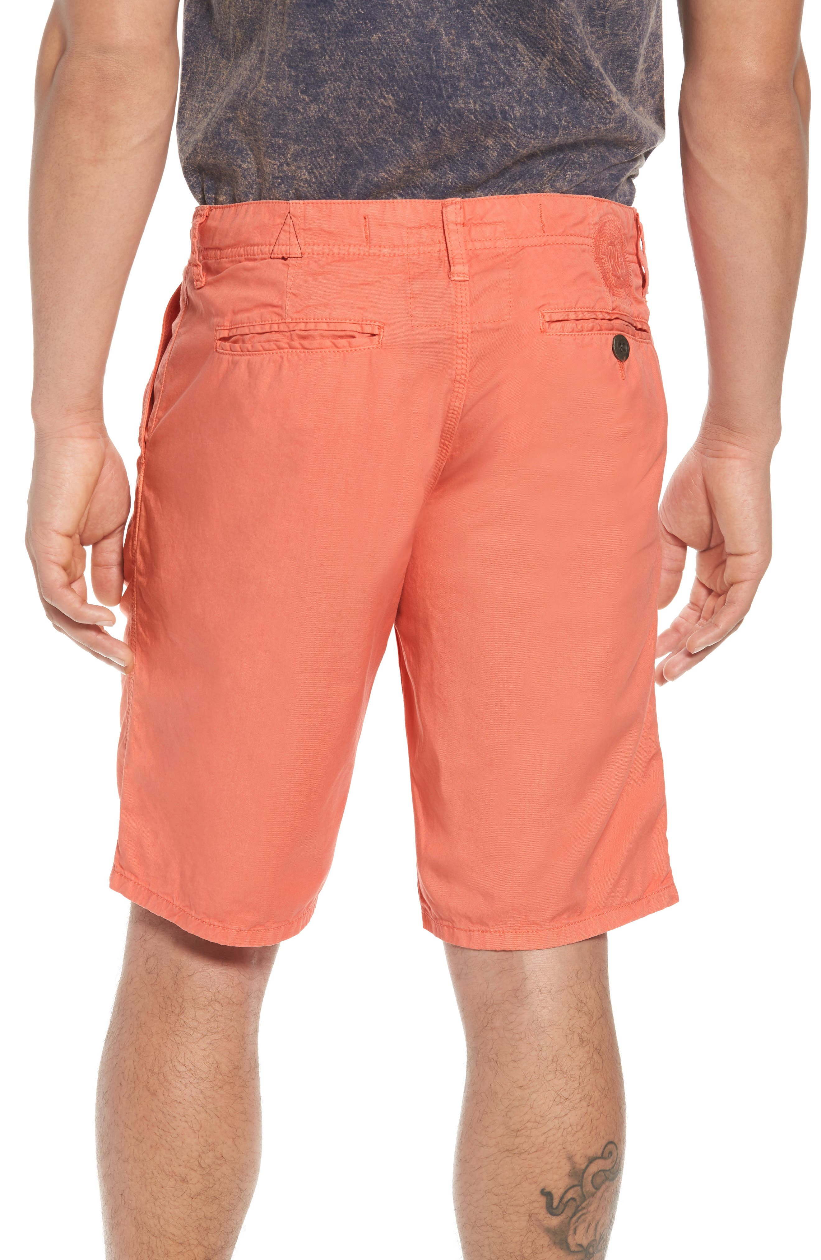 'Napa' Chino Shorts,                             Alternate thumbnail 16, color,