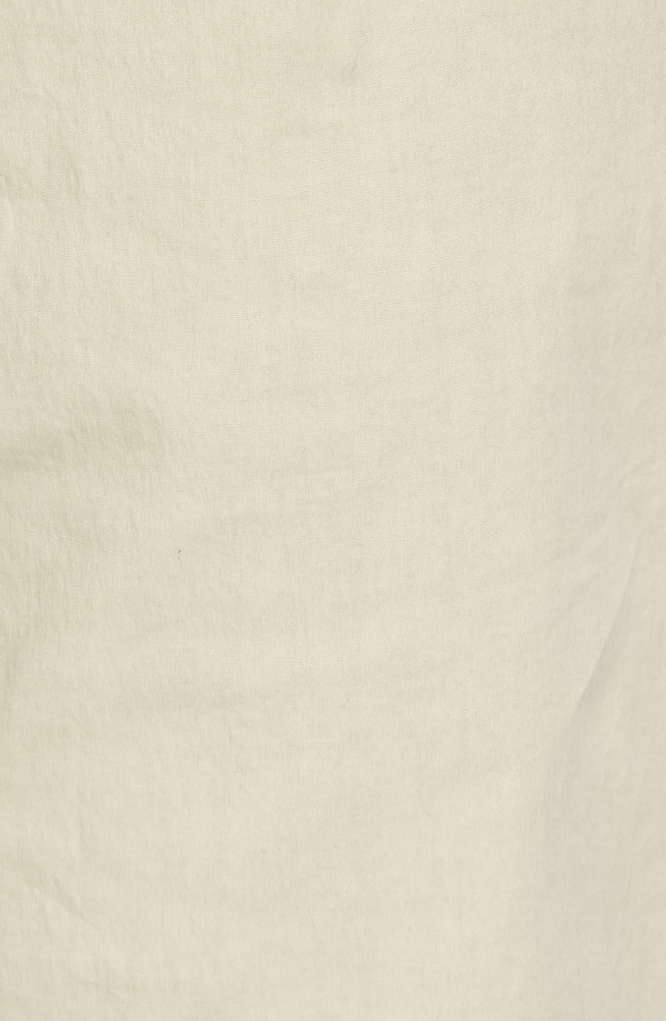 Slim Stretch Poplin Drawcord Pants,                             Alternate thumbnail 20, color,