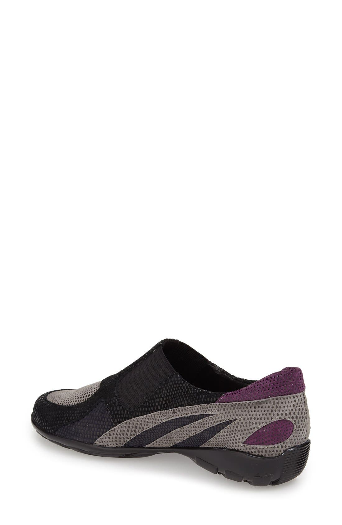 'Atte' Sneaker,                             Alternate thumbnail 4, color,                             001